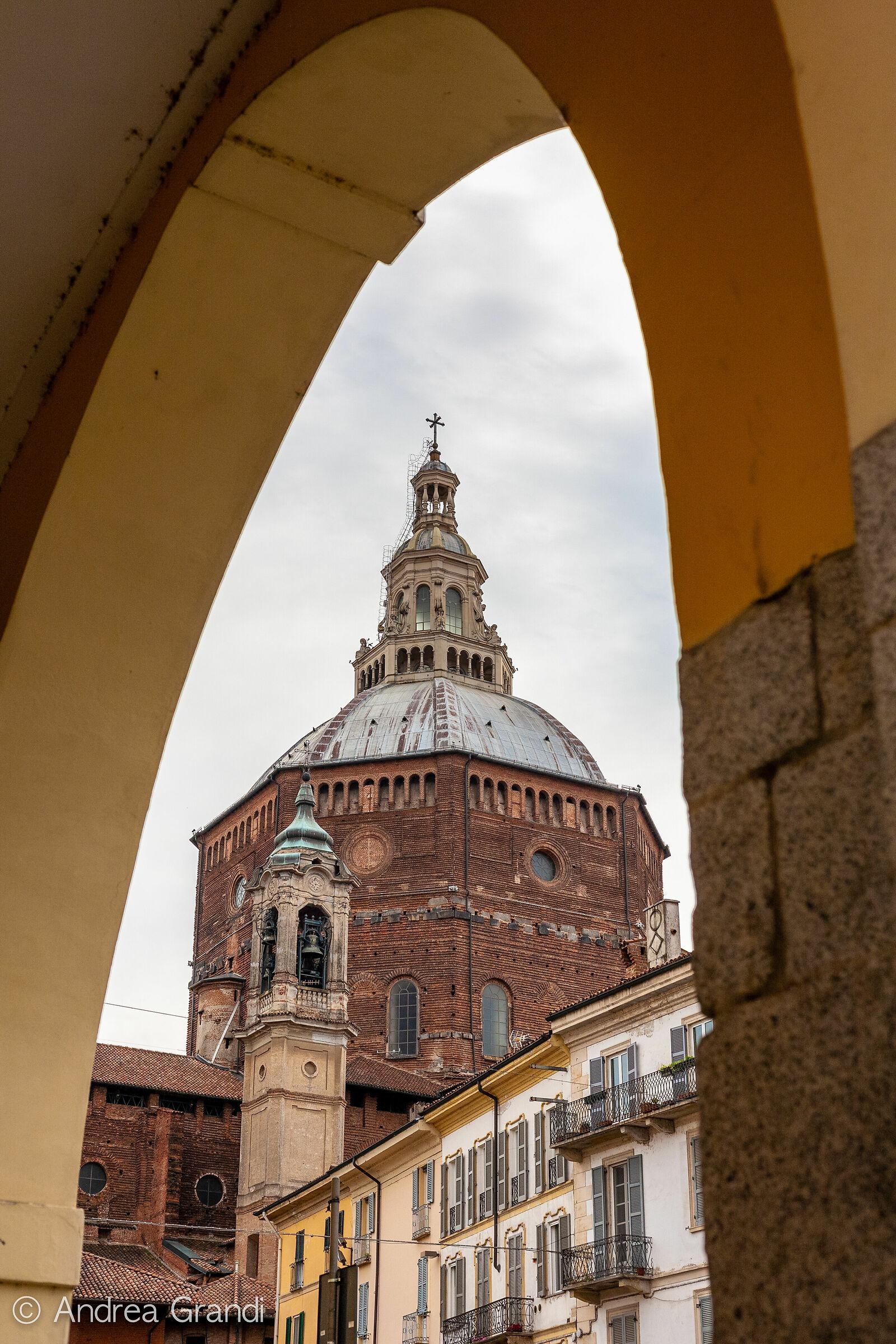 Cupola del Duomo di Pavia...