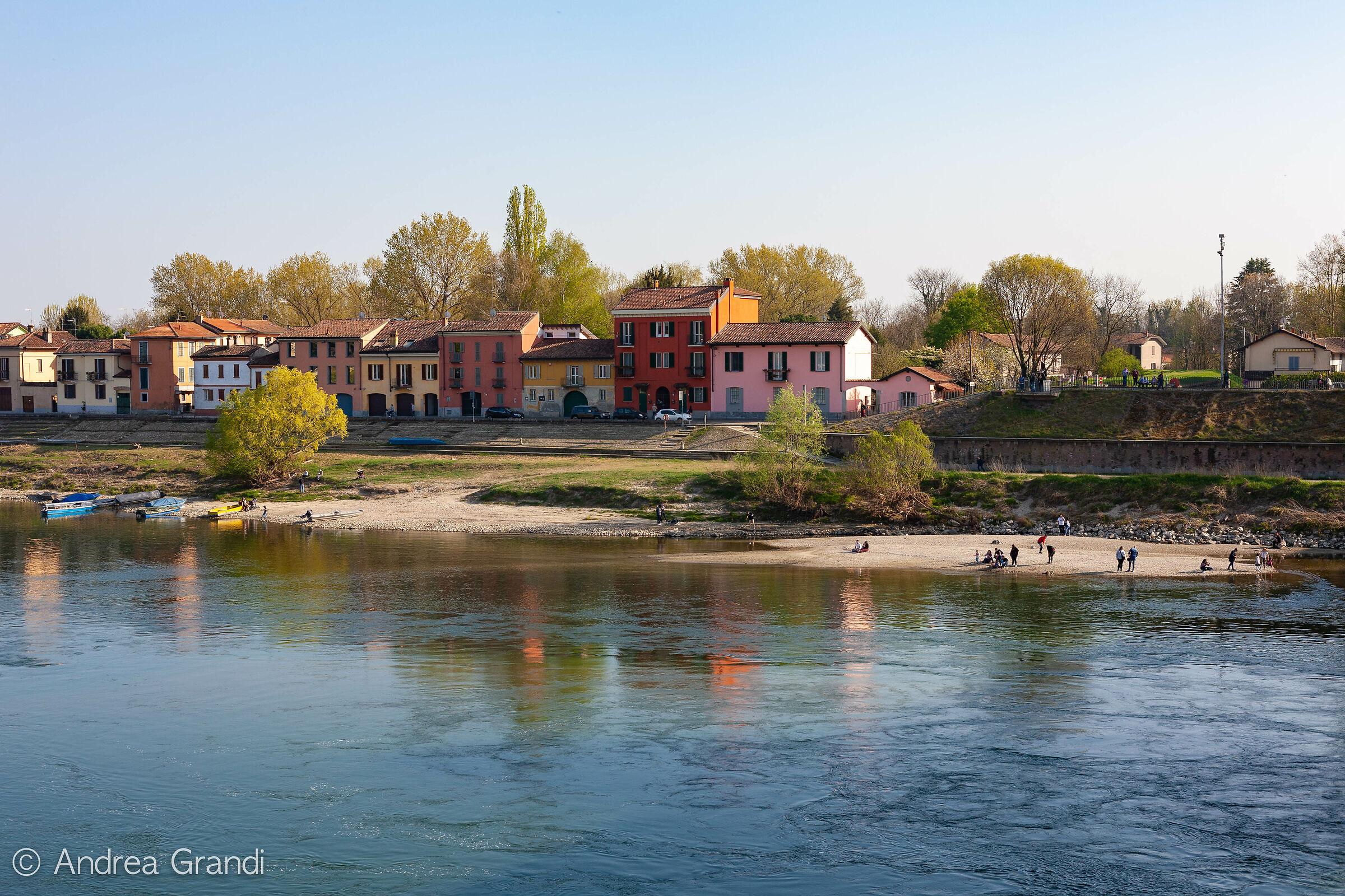 Riva Del Ticino (Pavia)...