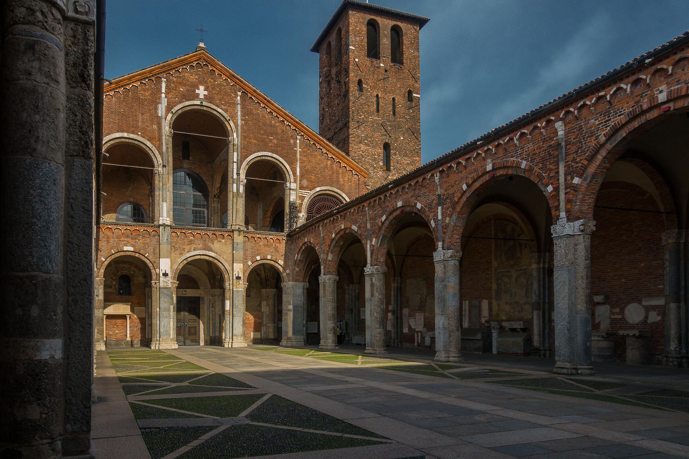 Abbey of Sant'Ambrogio...