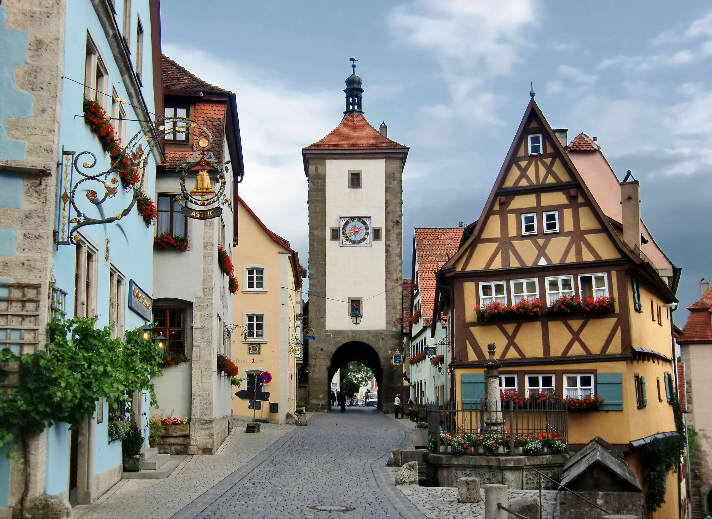 Rothenburg...