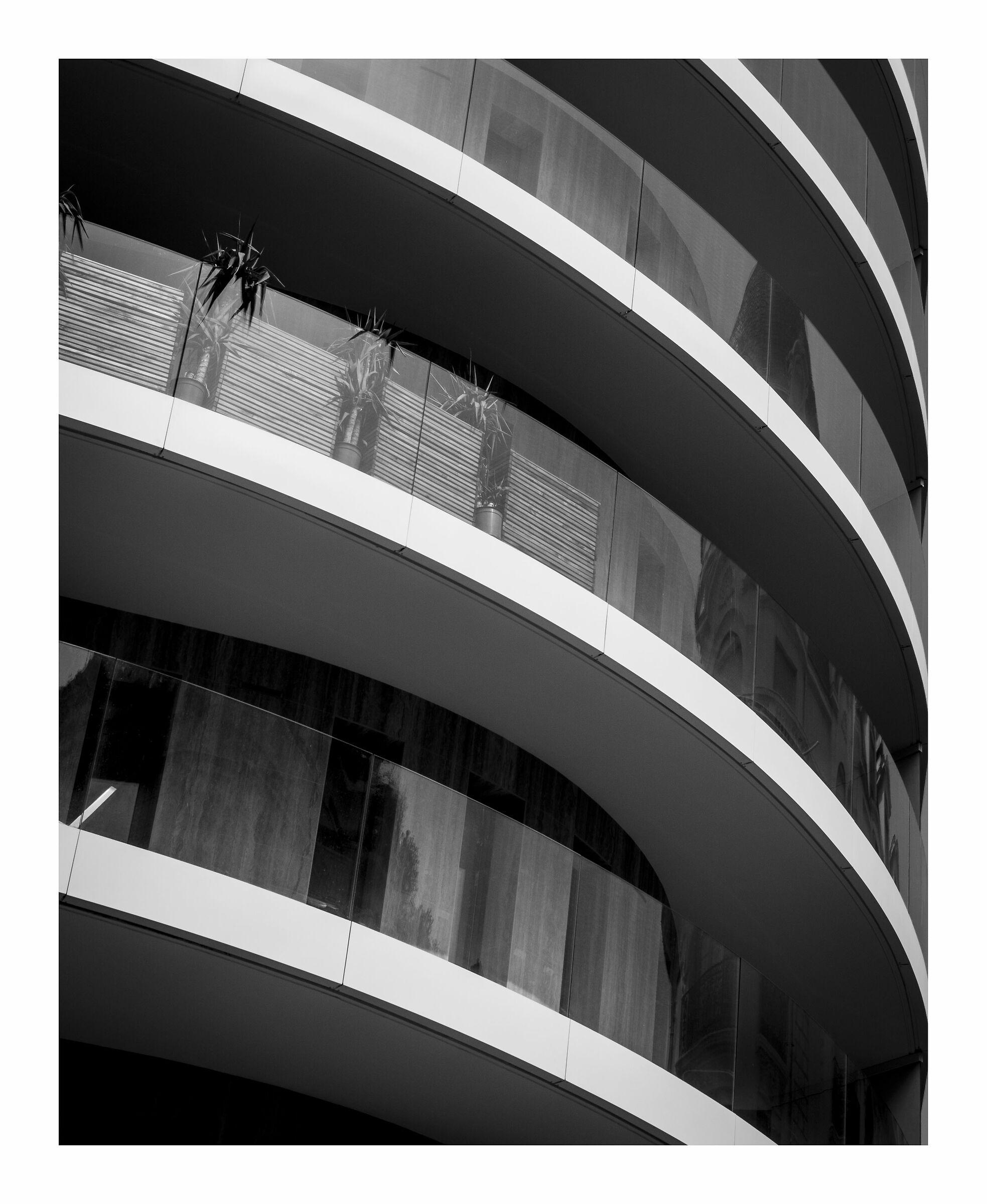 curve architettoniche...