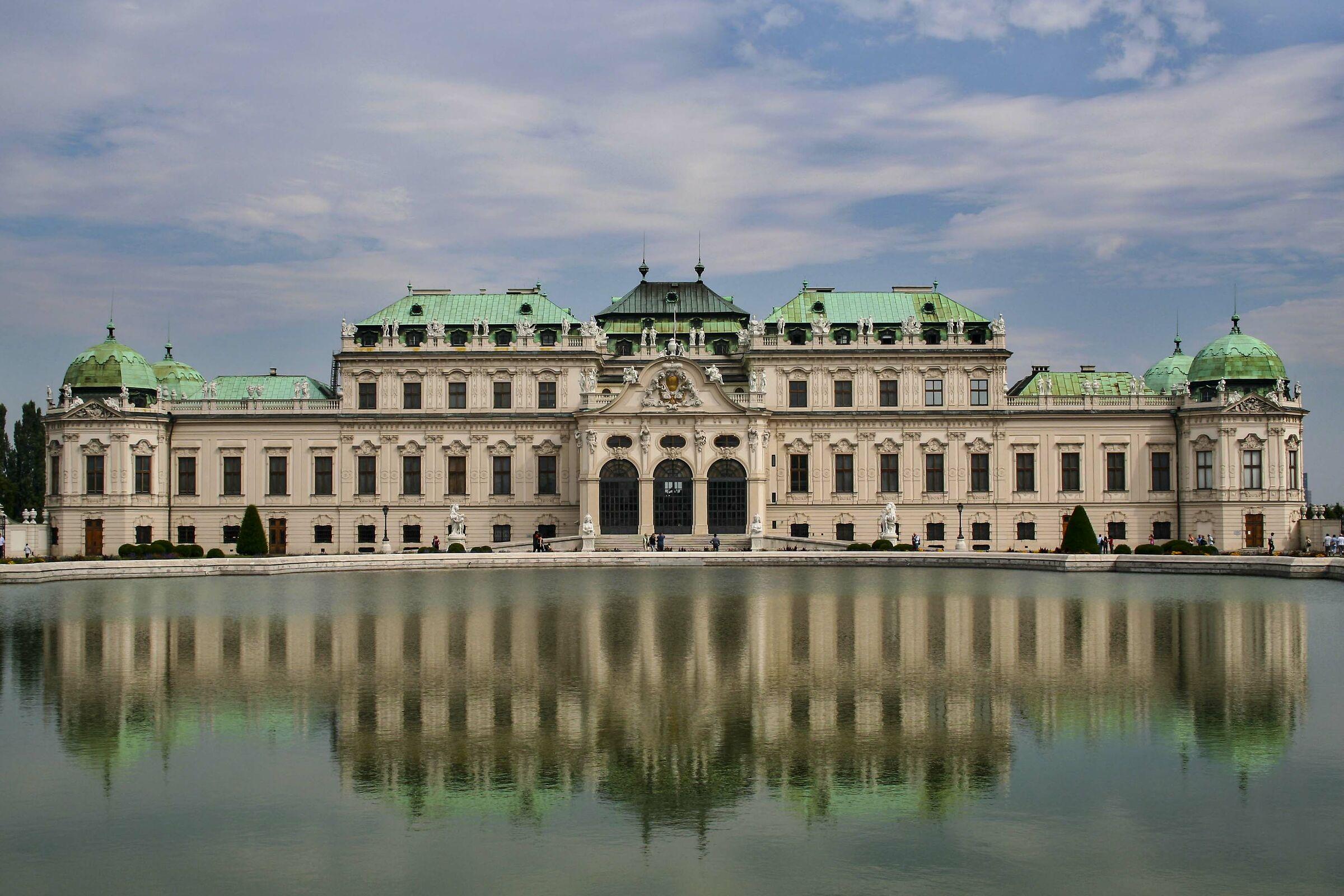 Belvedere Residence, Vienna....