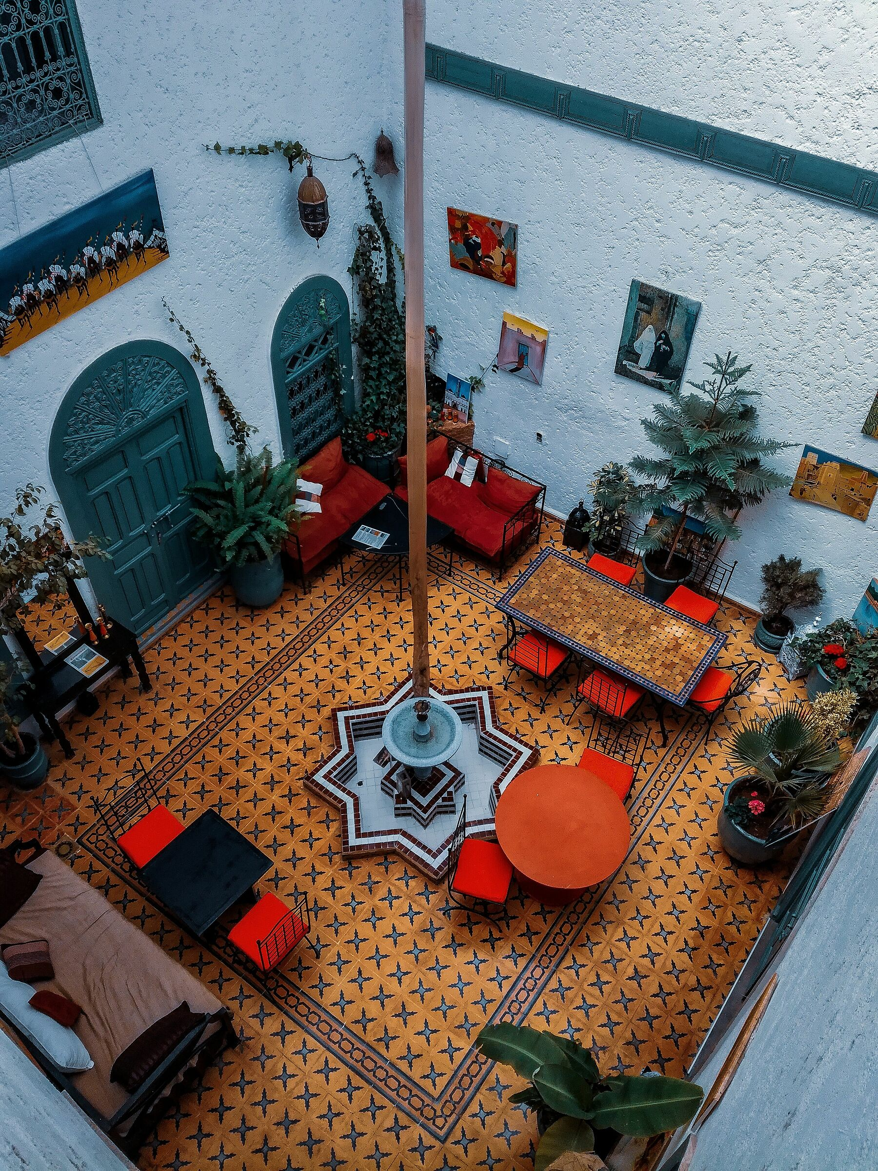 Riad di Marrakech...
