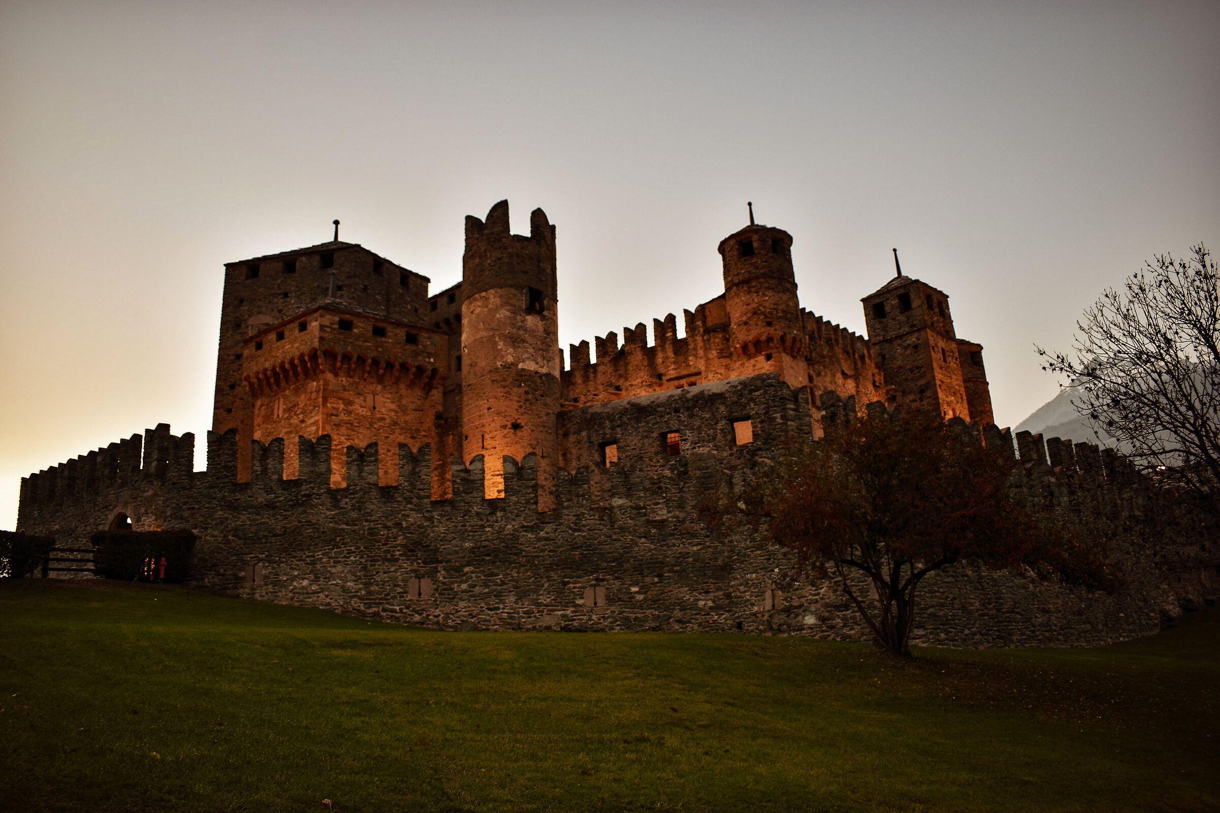 Castello di Fenis...