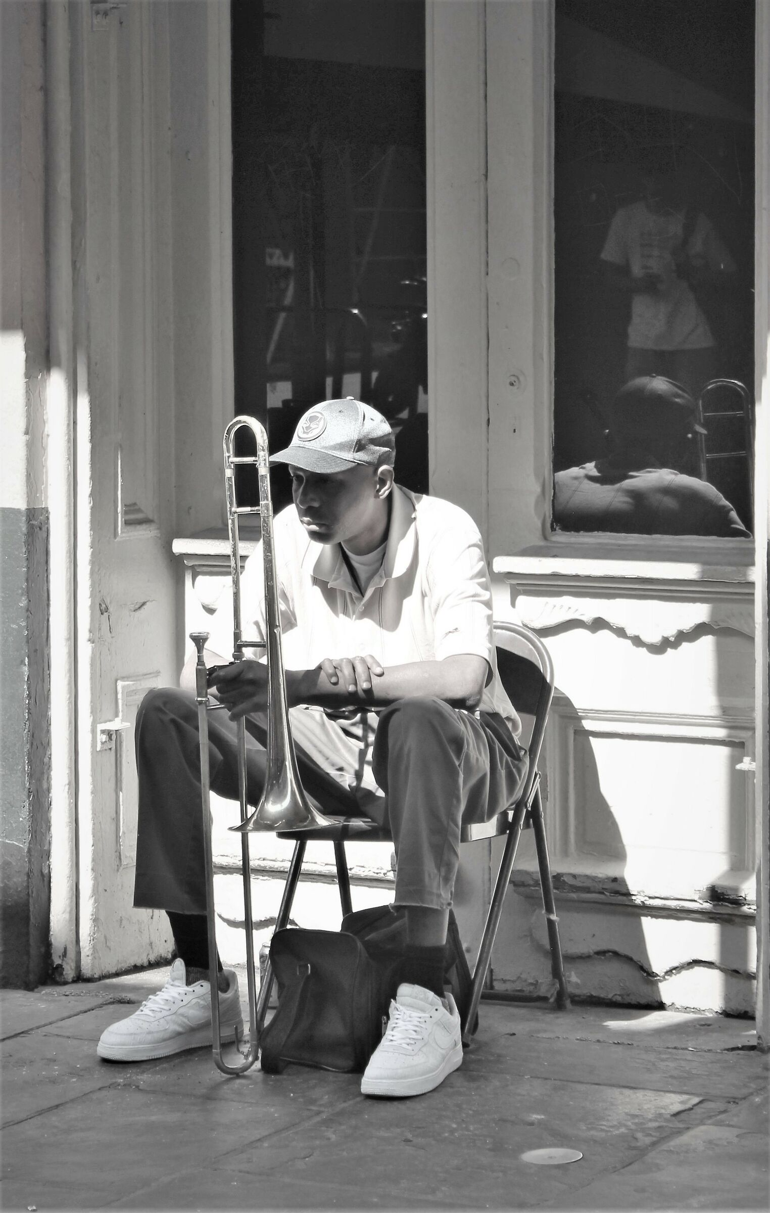 The rest of the jazz singer-New Orleans ...