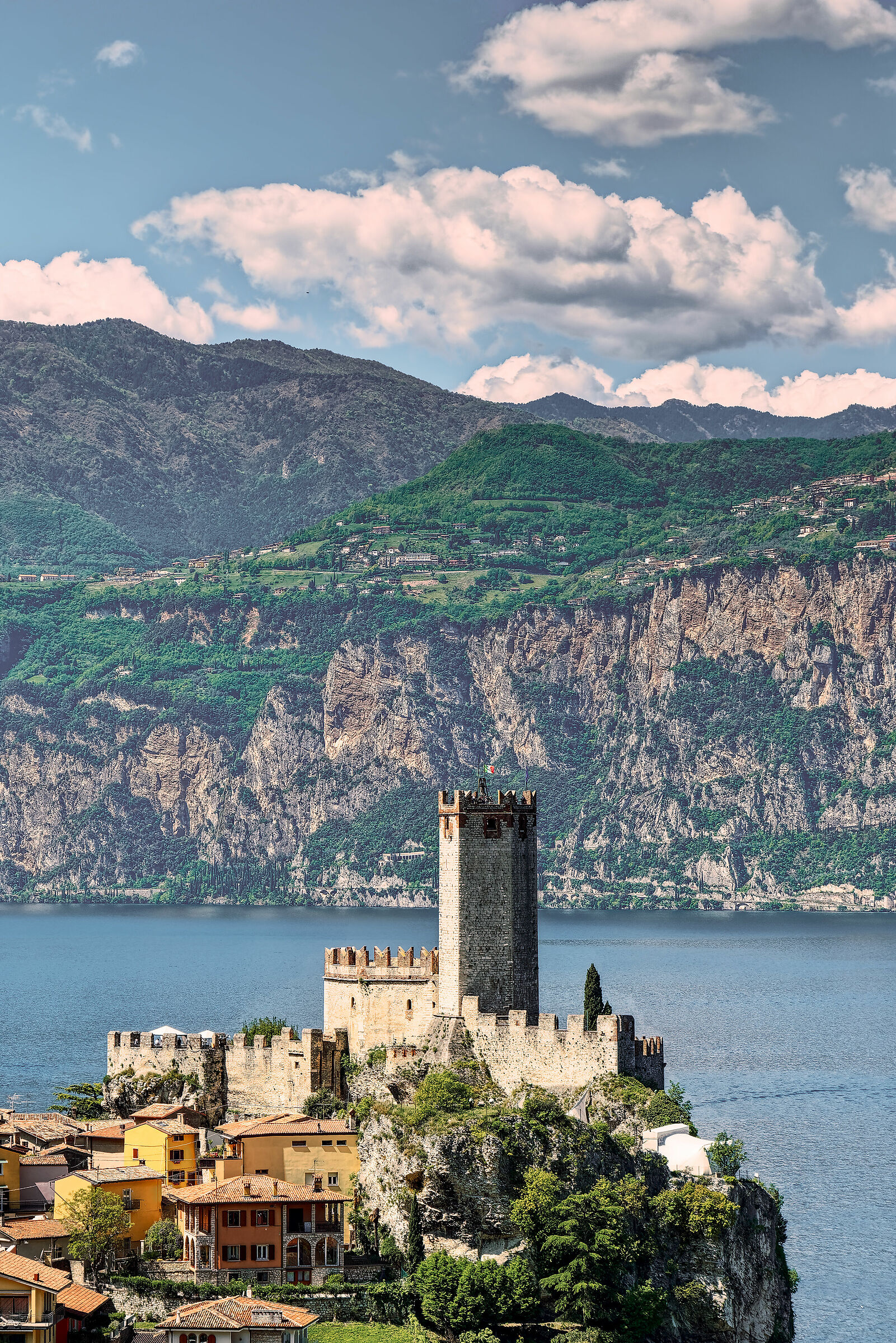 Malcesine Lake Garda ...
