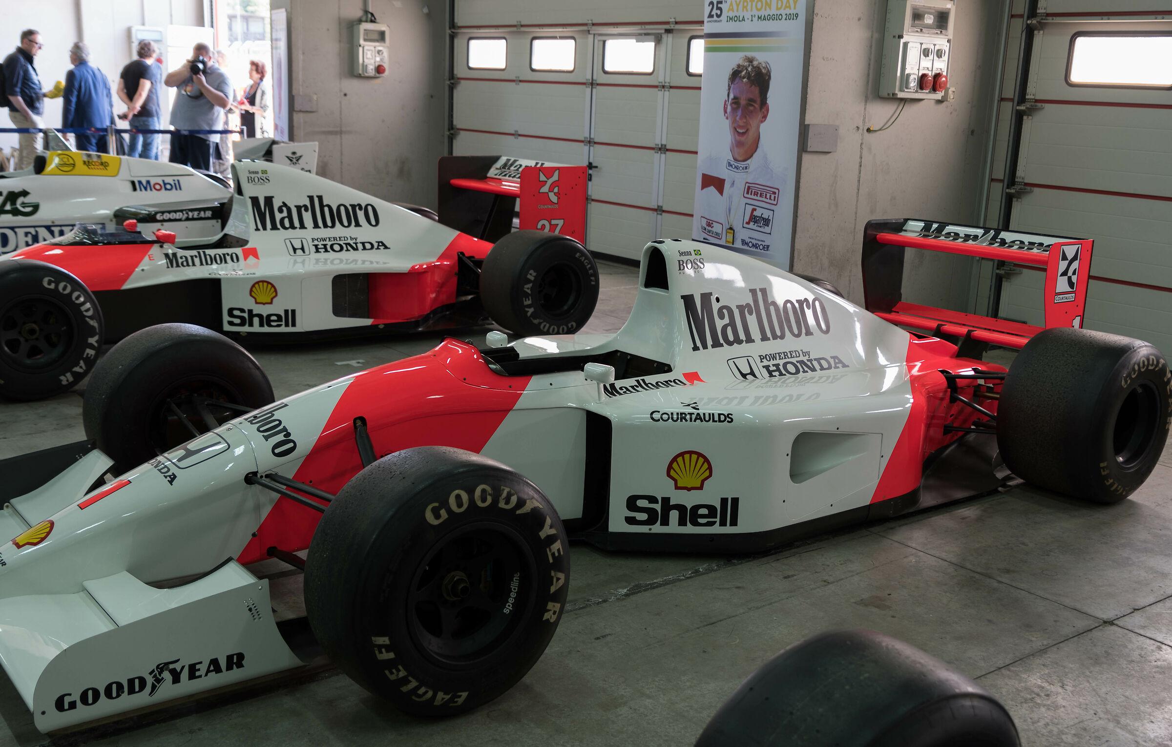 McLaren Wordchampion...