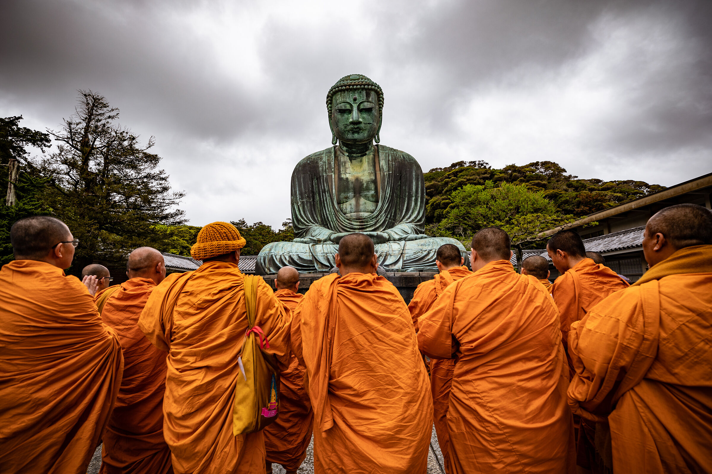 Great Buddha...
