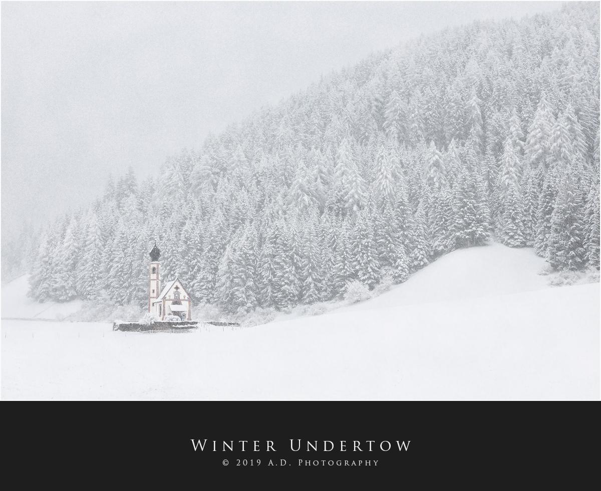 Winter Undertow...