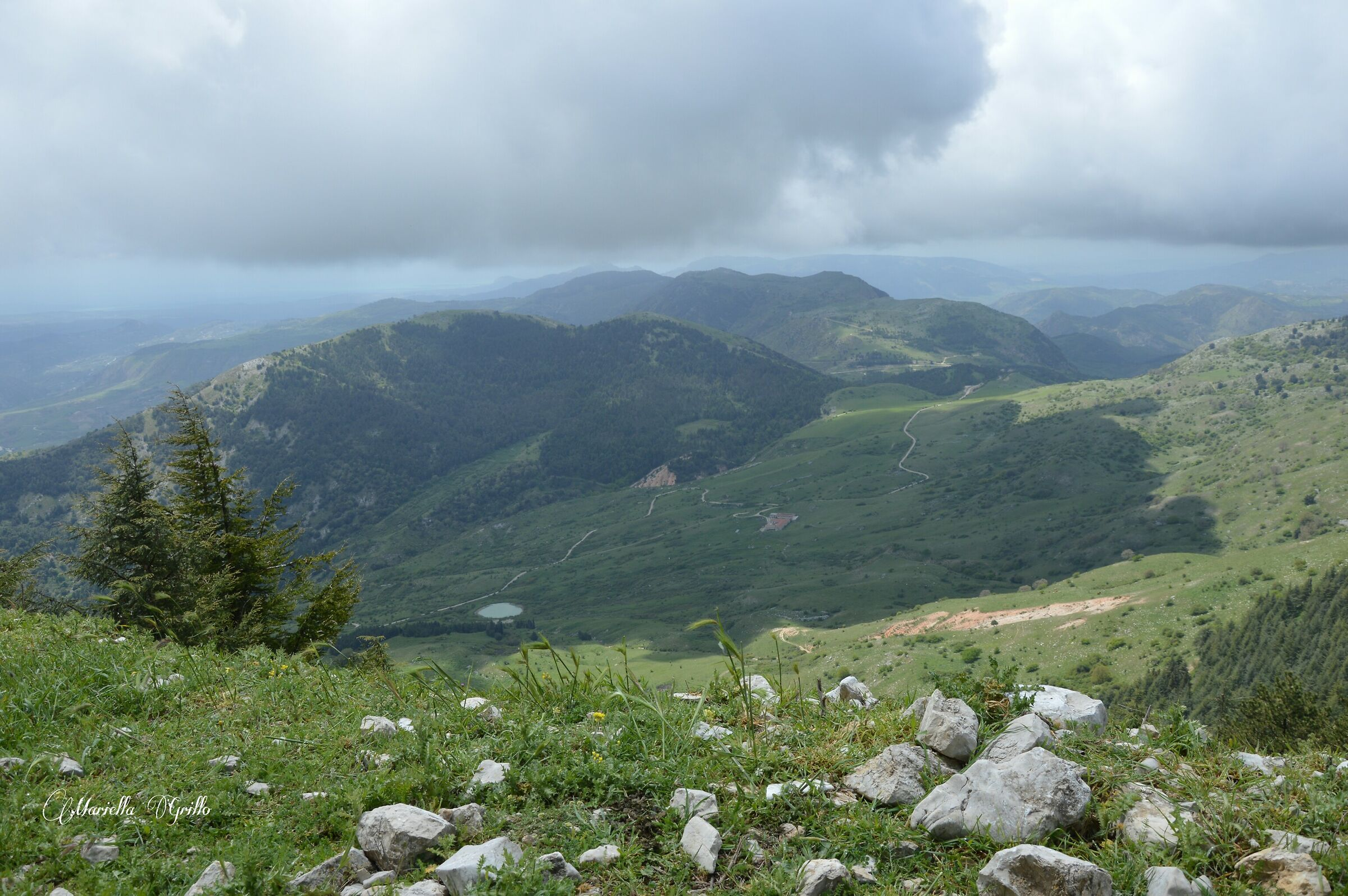 Mt. Sicani (Sicily)...