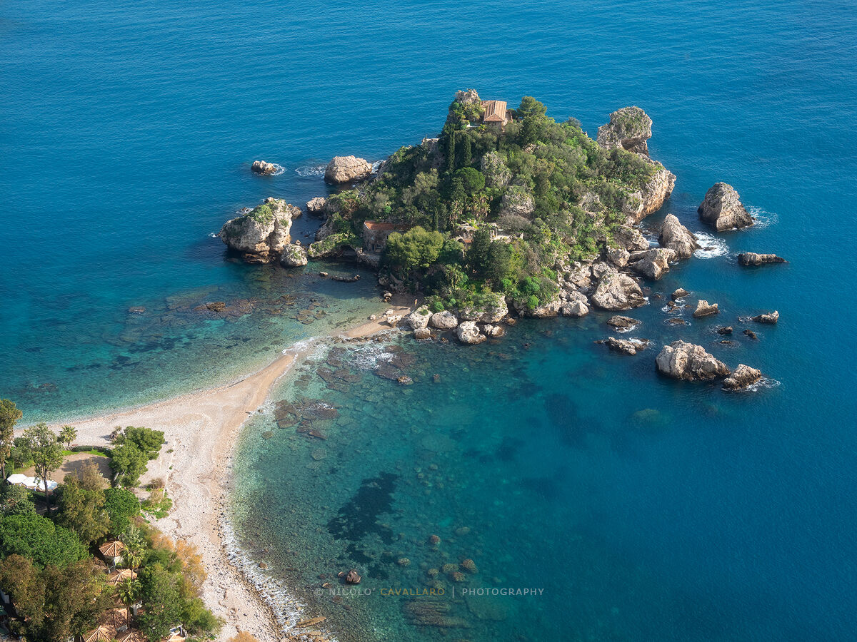 Island Bella-Taormina...