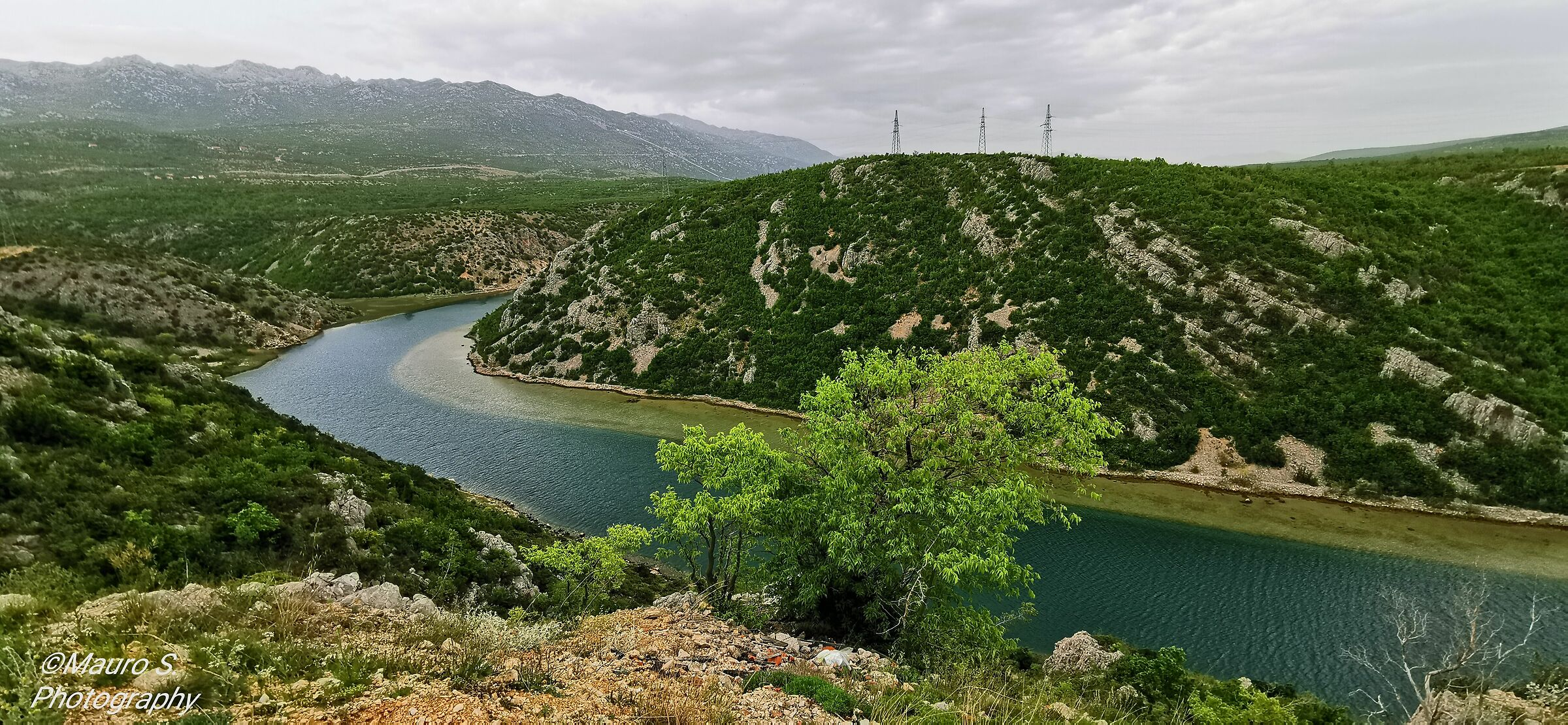 Zrmanja River-Croatia...
