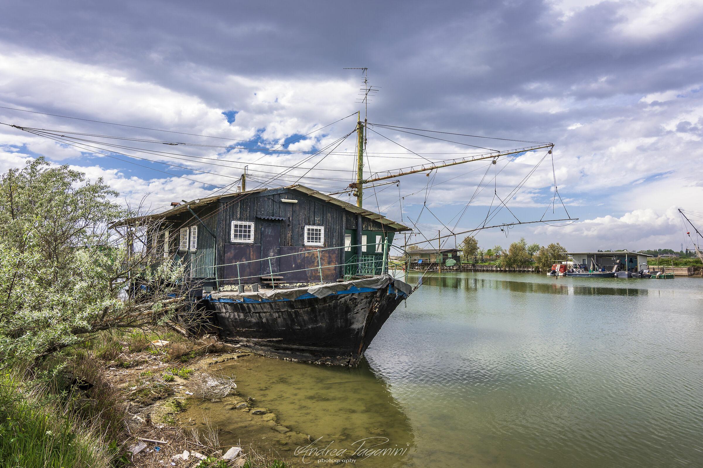 Fishermen's Cabins-Comacchio...