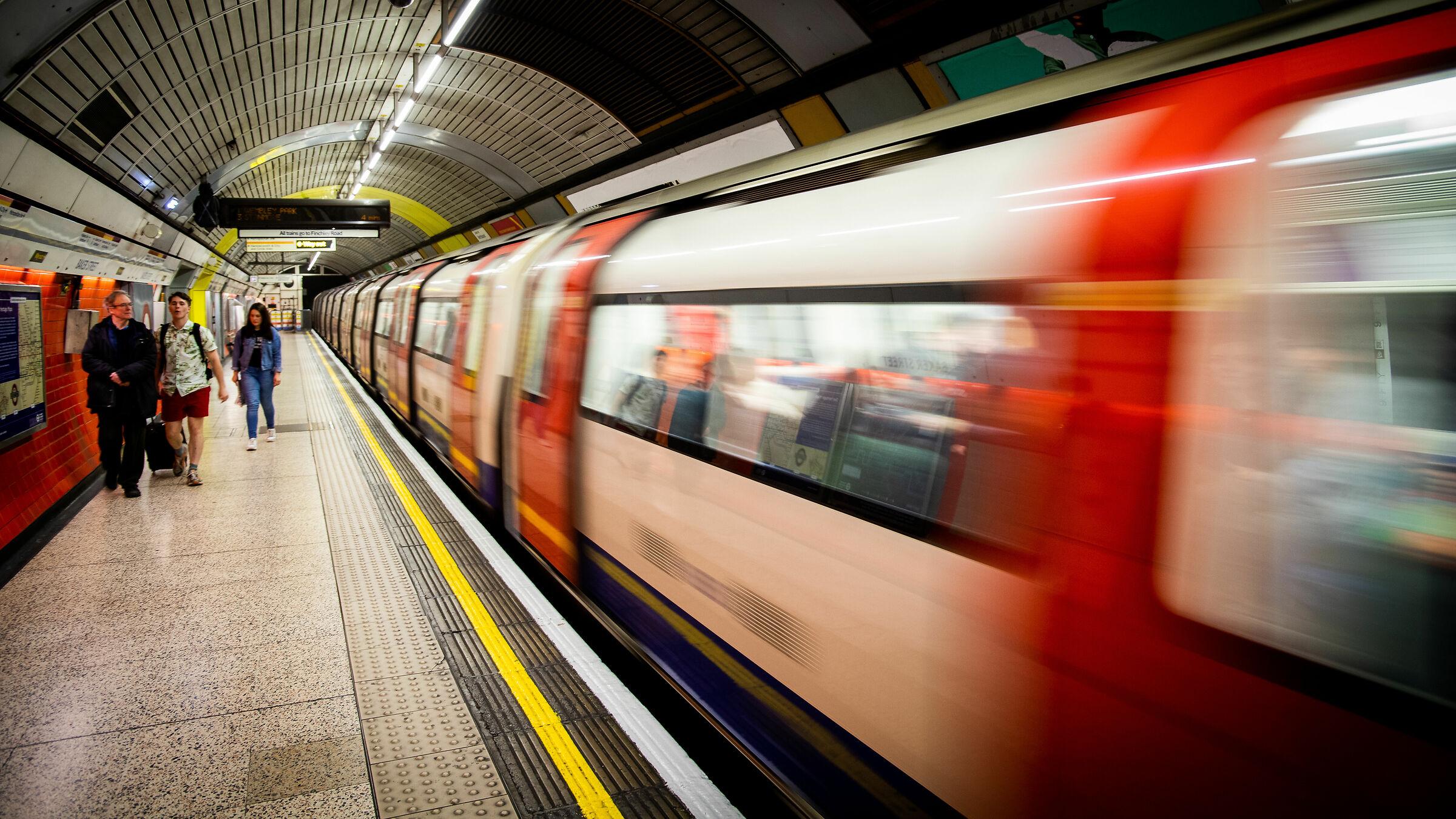 Tube Speed...
