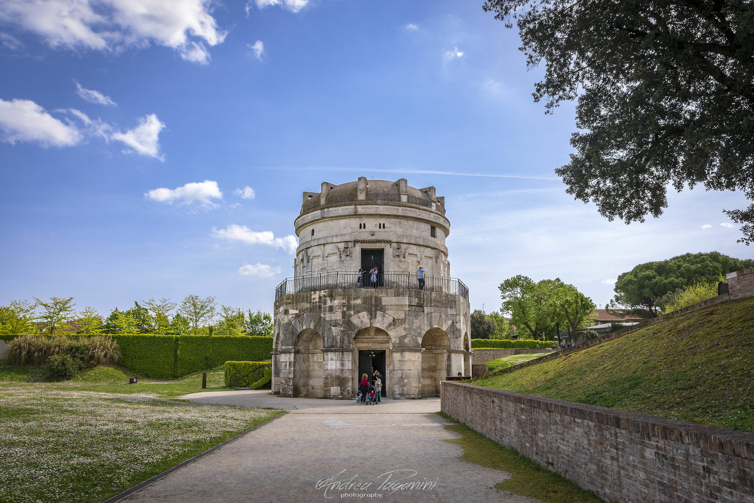 Mausoleum of Theodoric [Ravenna]...