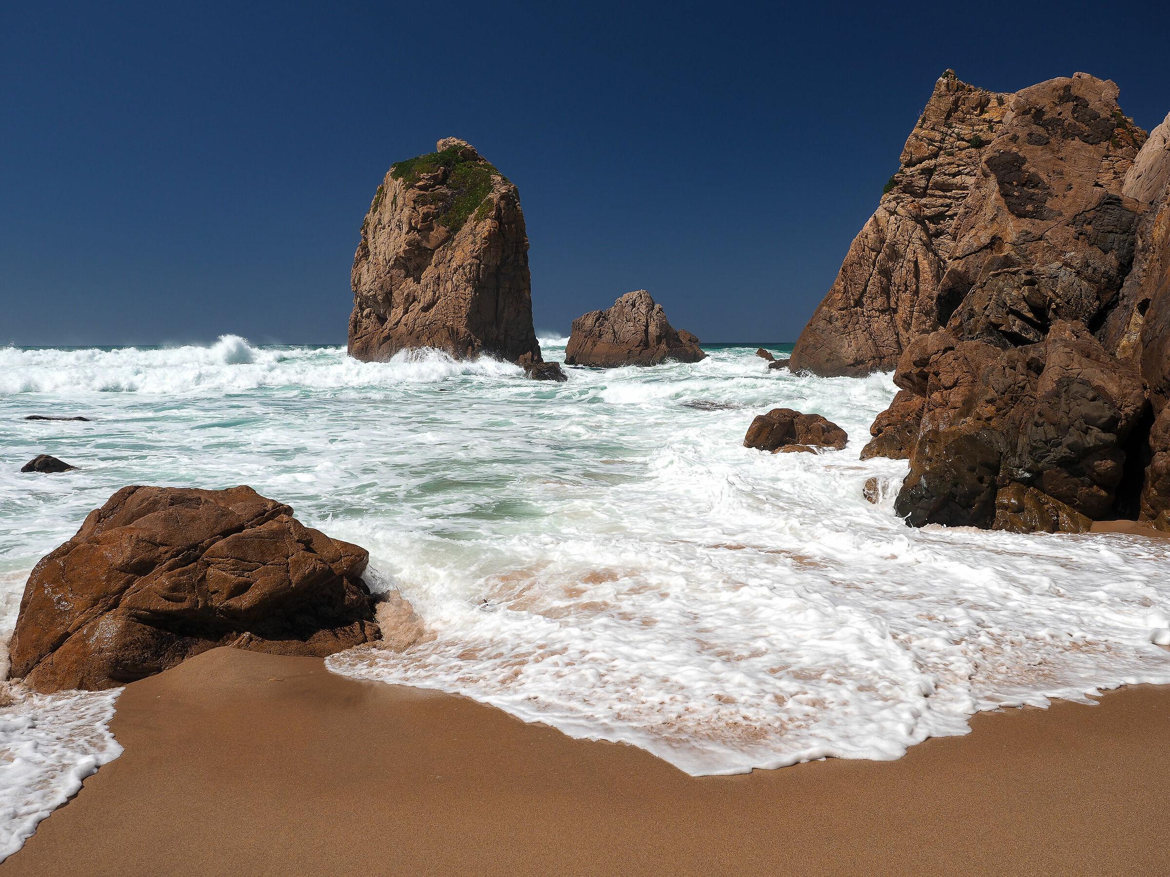 Paia do Guincho, la forza dell'oceano...