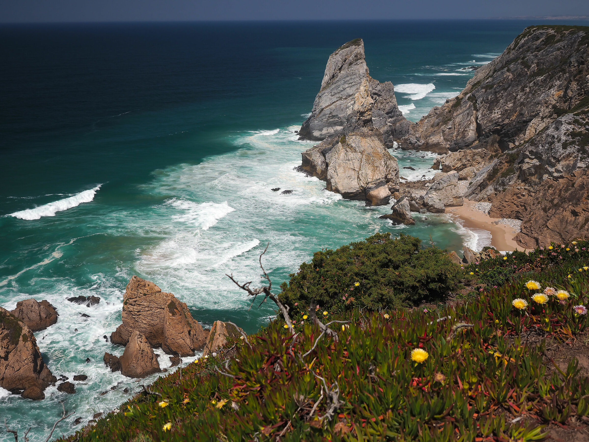 Praia do Guincho, Cabo da Roca...