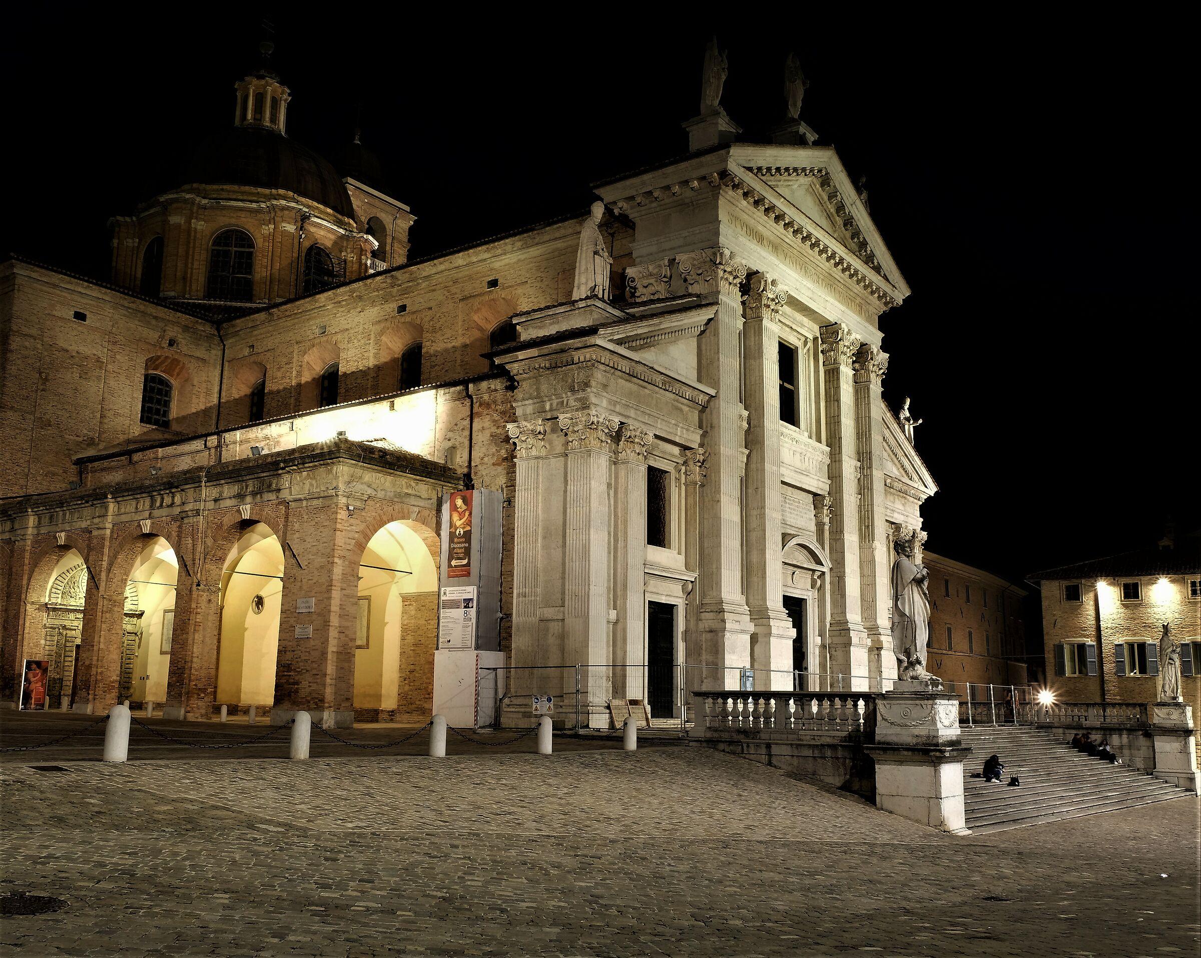 The Dome of Urbino...