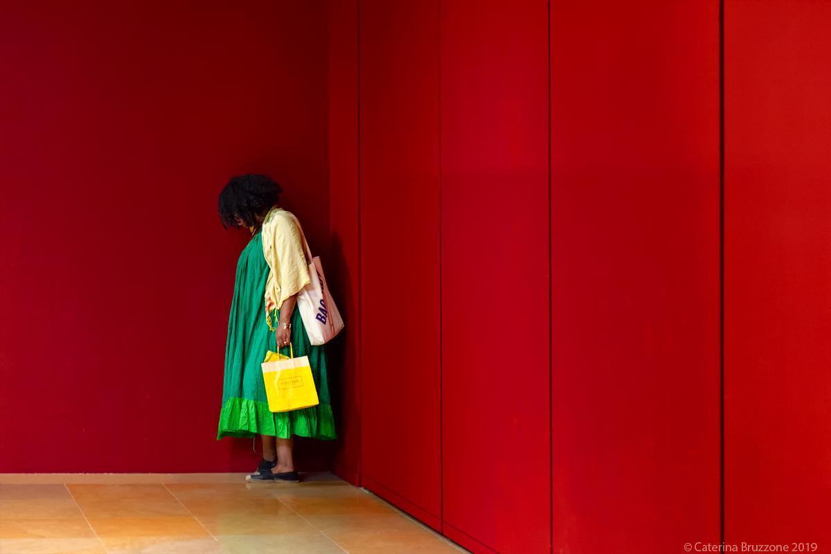 Louvre; arte contemporanea...