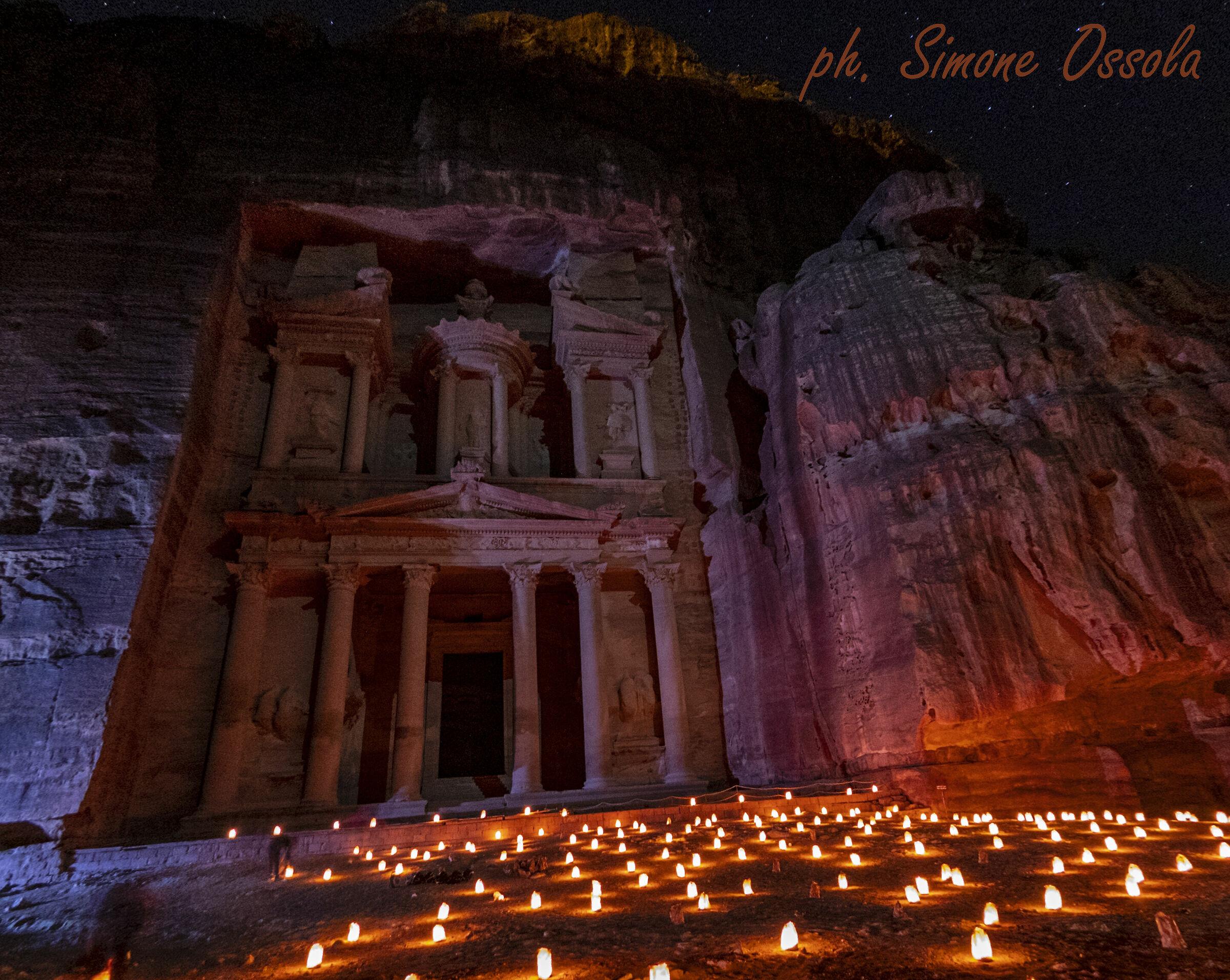 The Treasure by night-Petra...