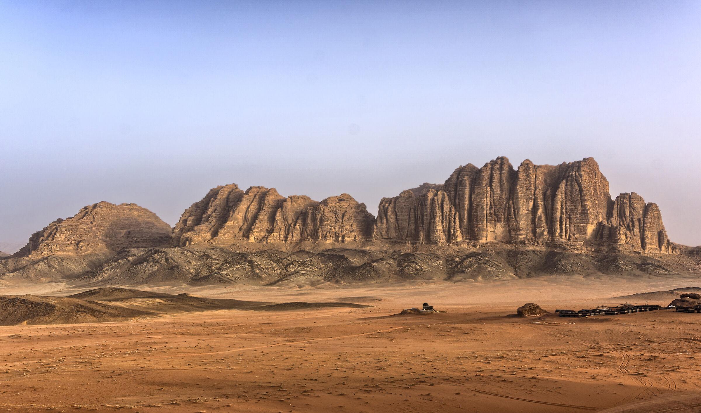 Sunshine in the Desert...