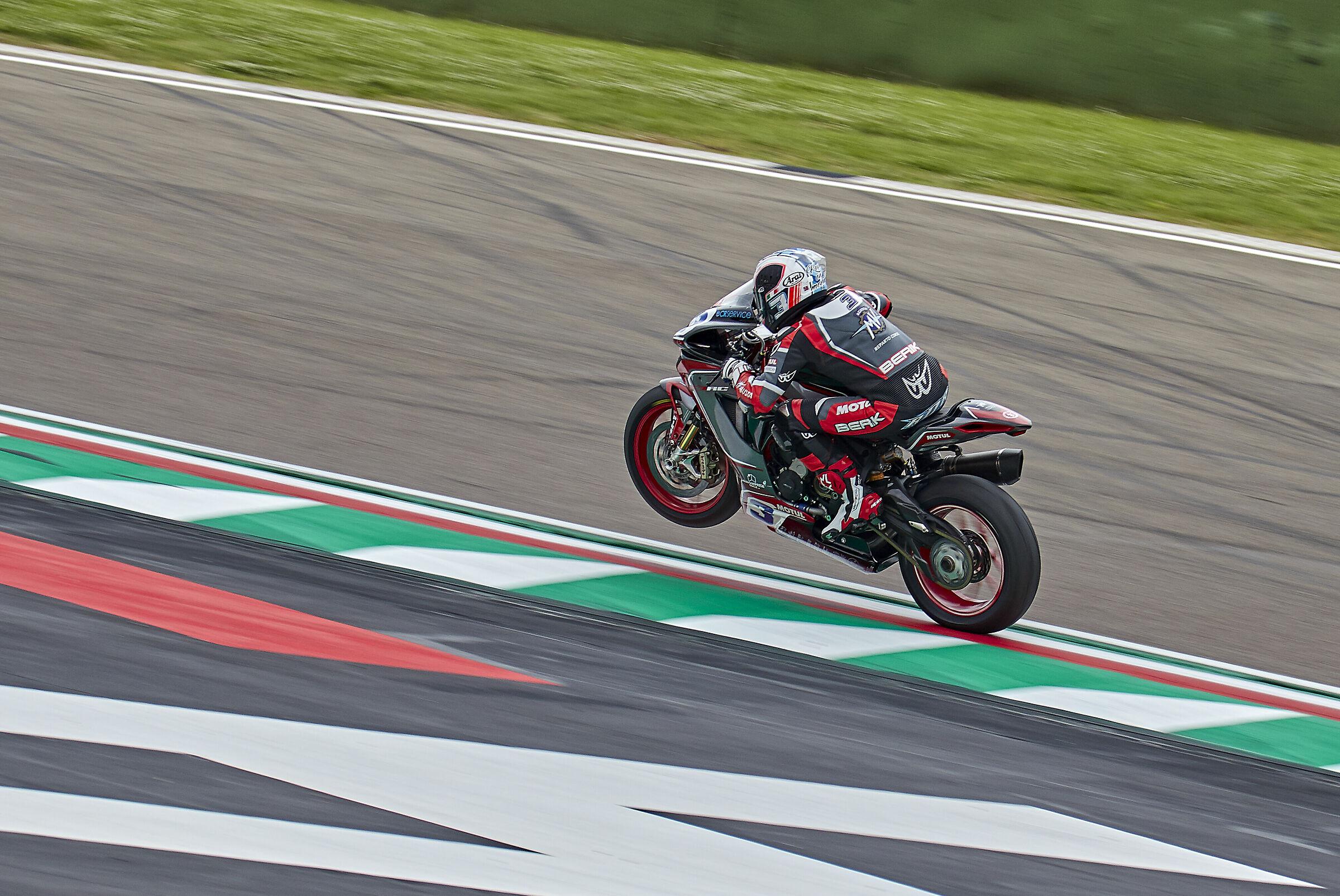 Supersport 600 Imola...