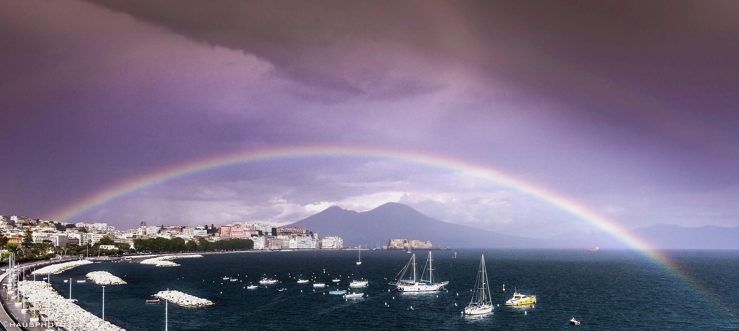 Somewere... Under the Rainbow...