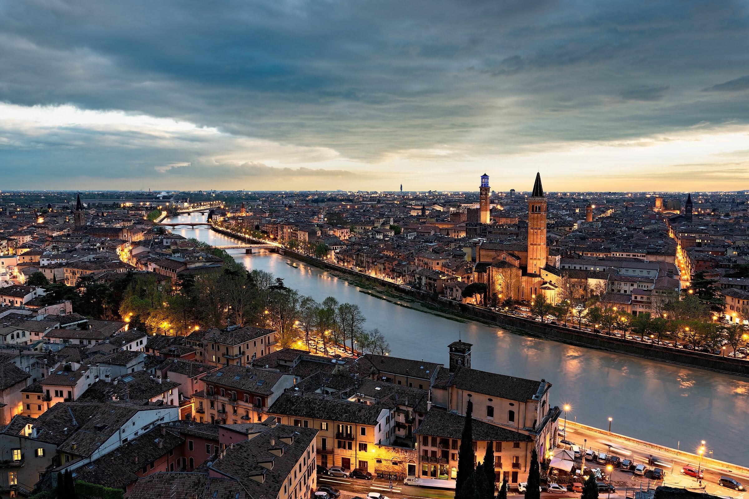 La bella Verona...