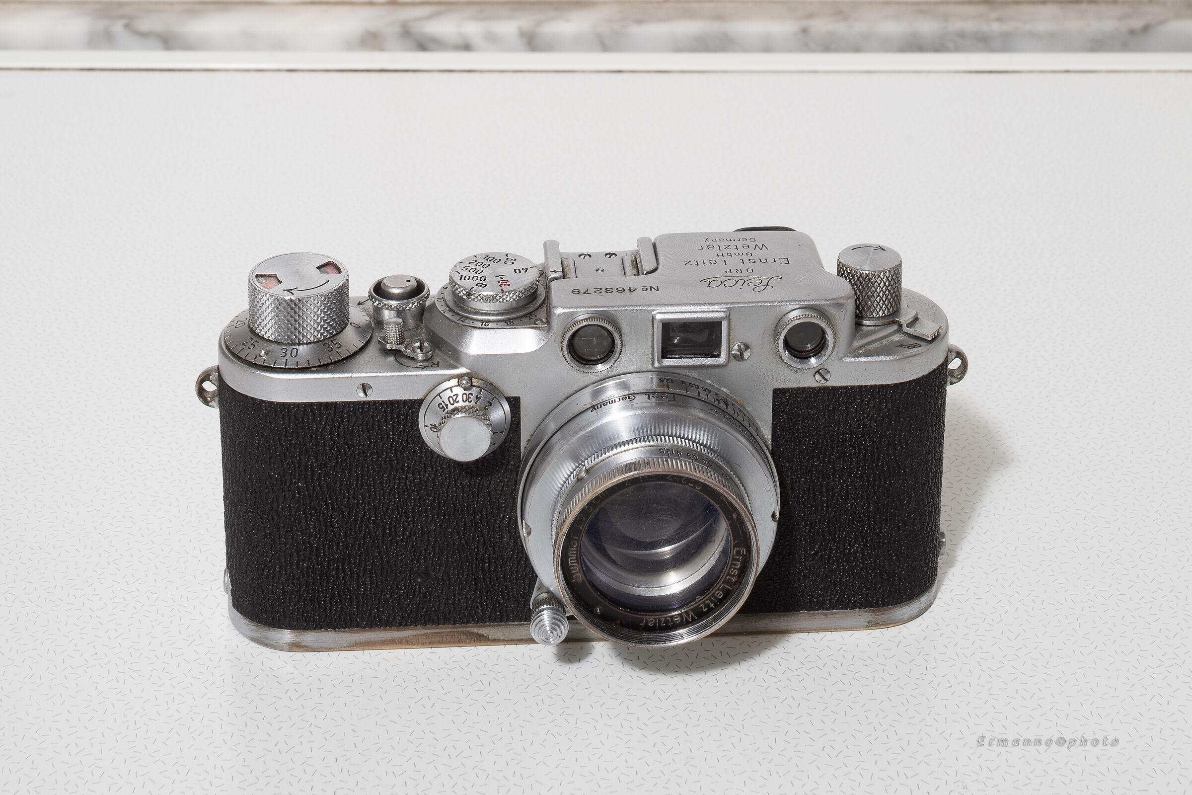 Leica IIIc...