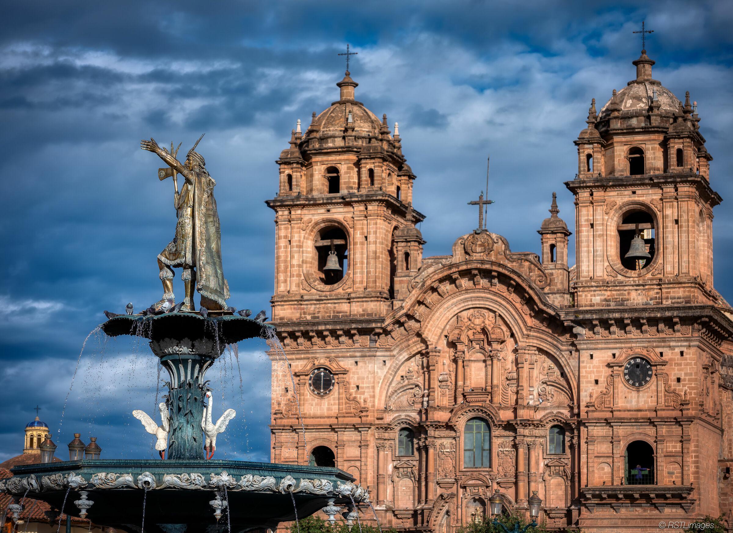 Plaza De Armes -2 - Cuzco...