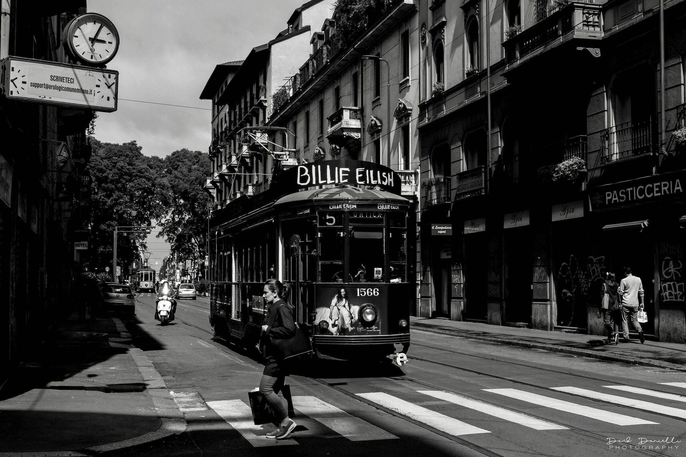 Tram di Milano...