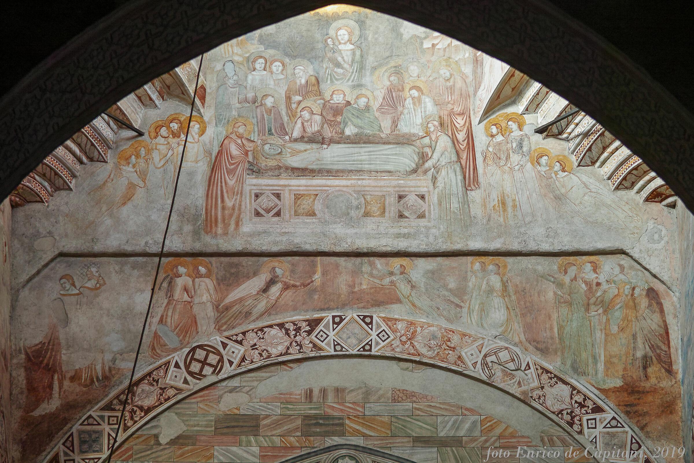 """""""Transito della Vergine"""" a Chiaravalle..."""