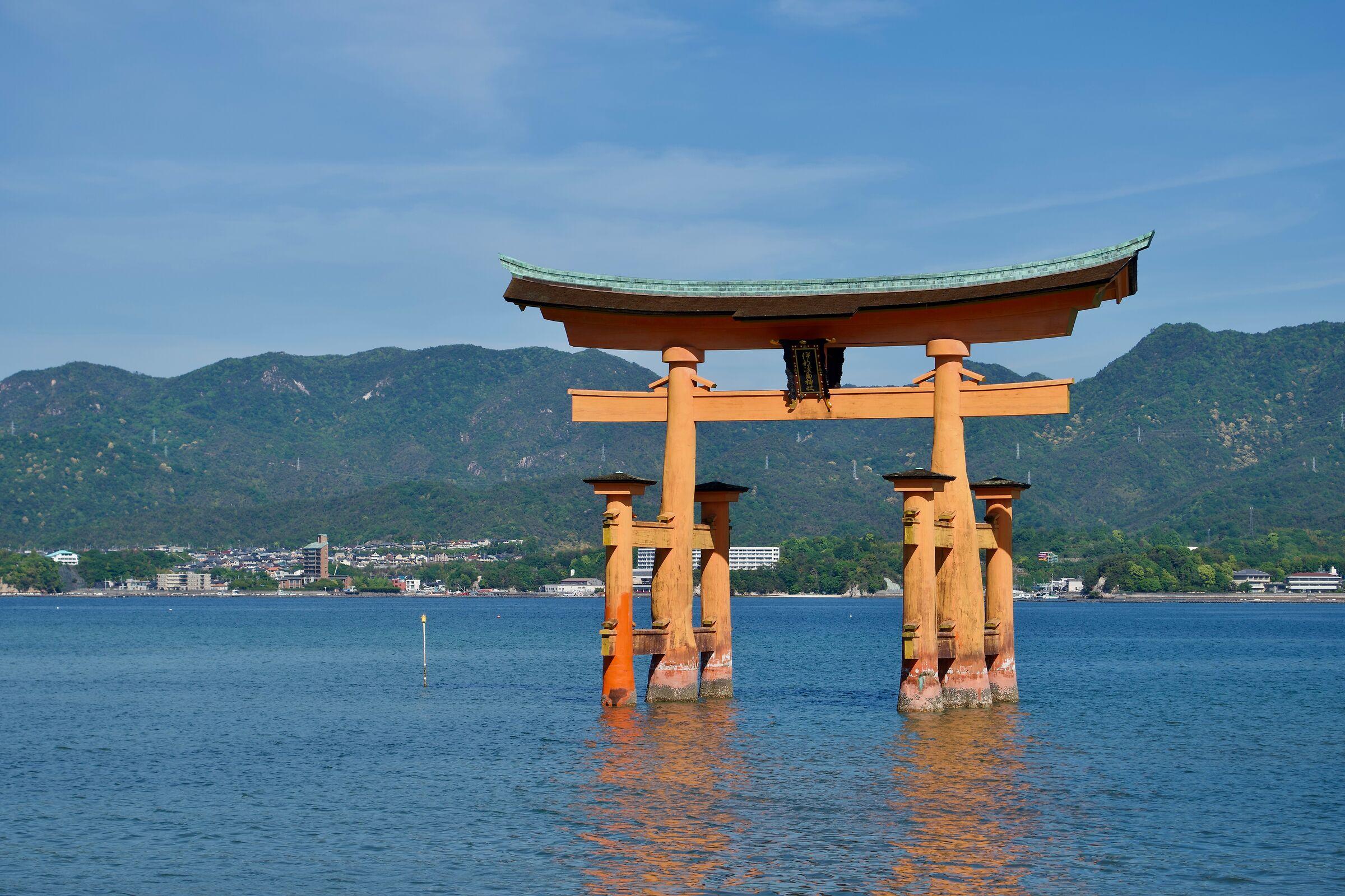 Great Torii of Miyajima...