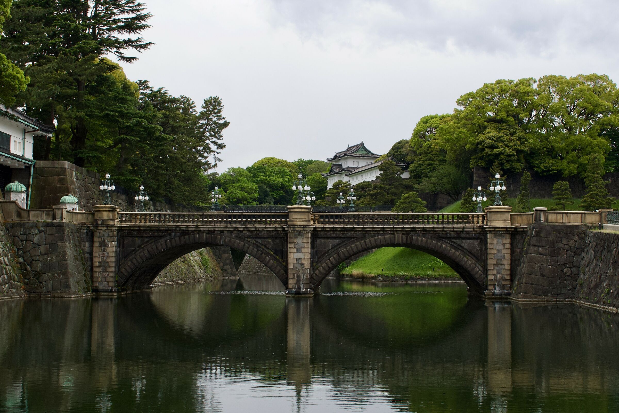 Tokyo Imperial Palace...