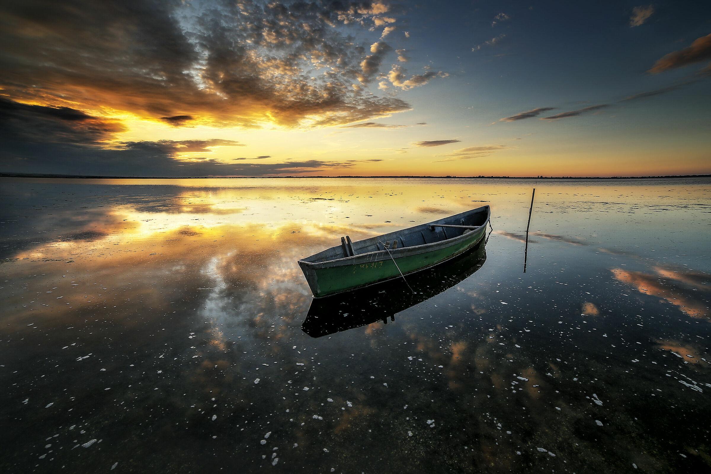 Lake Hvar...
