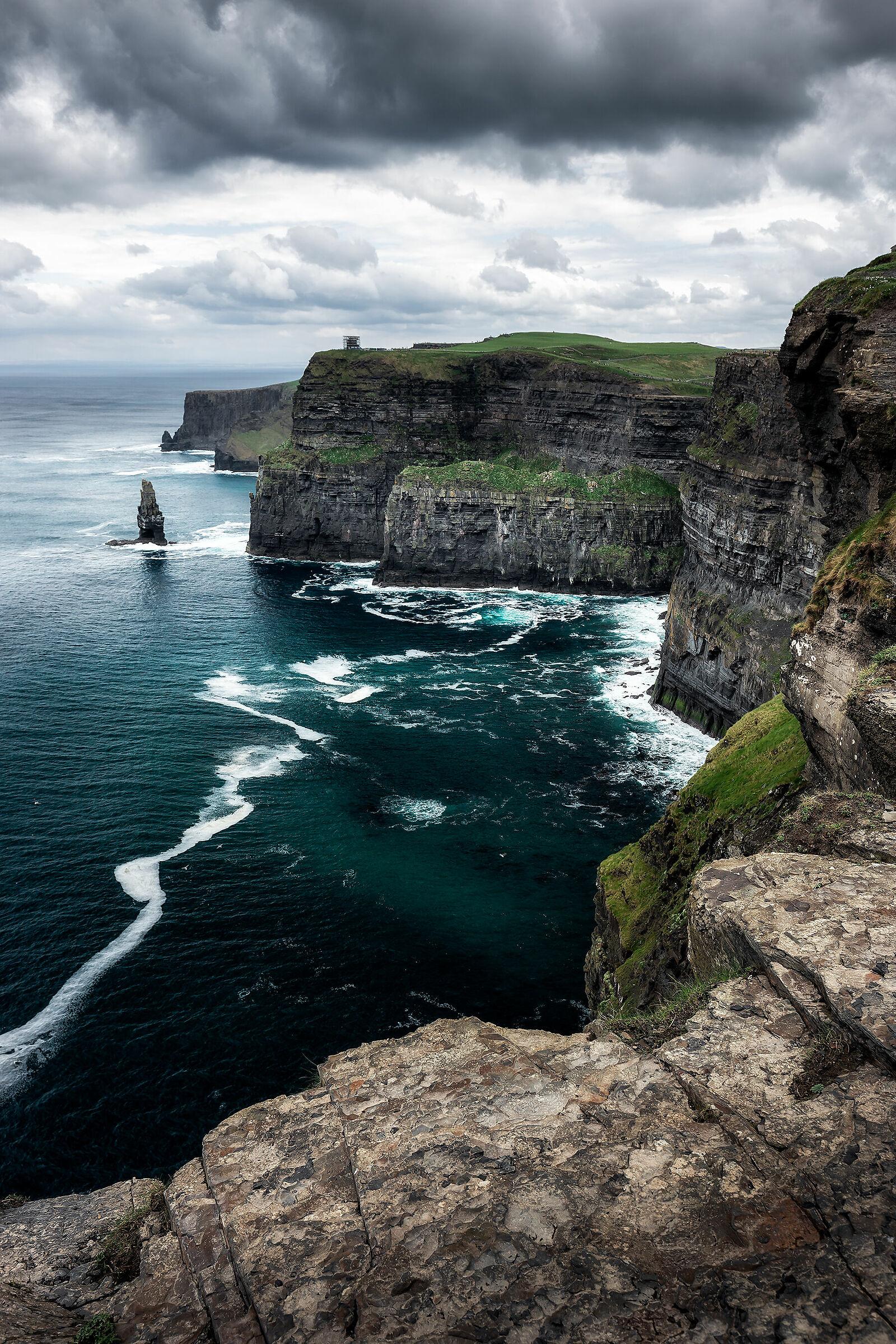 Cliffs of Moher - Irlanda 04/2019...