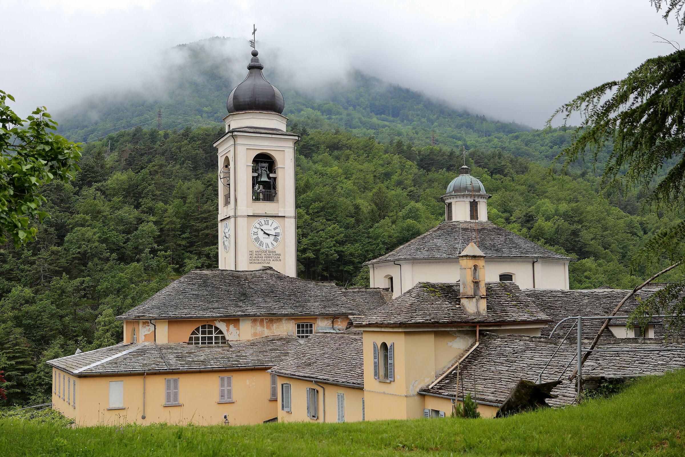 Sacro Monte Calvario Domodossola...