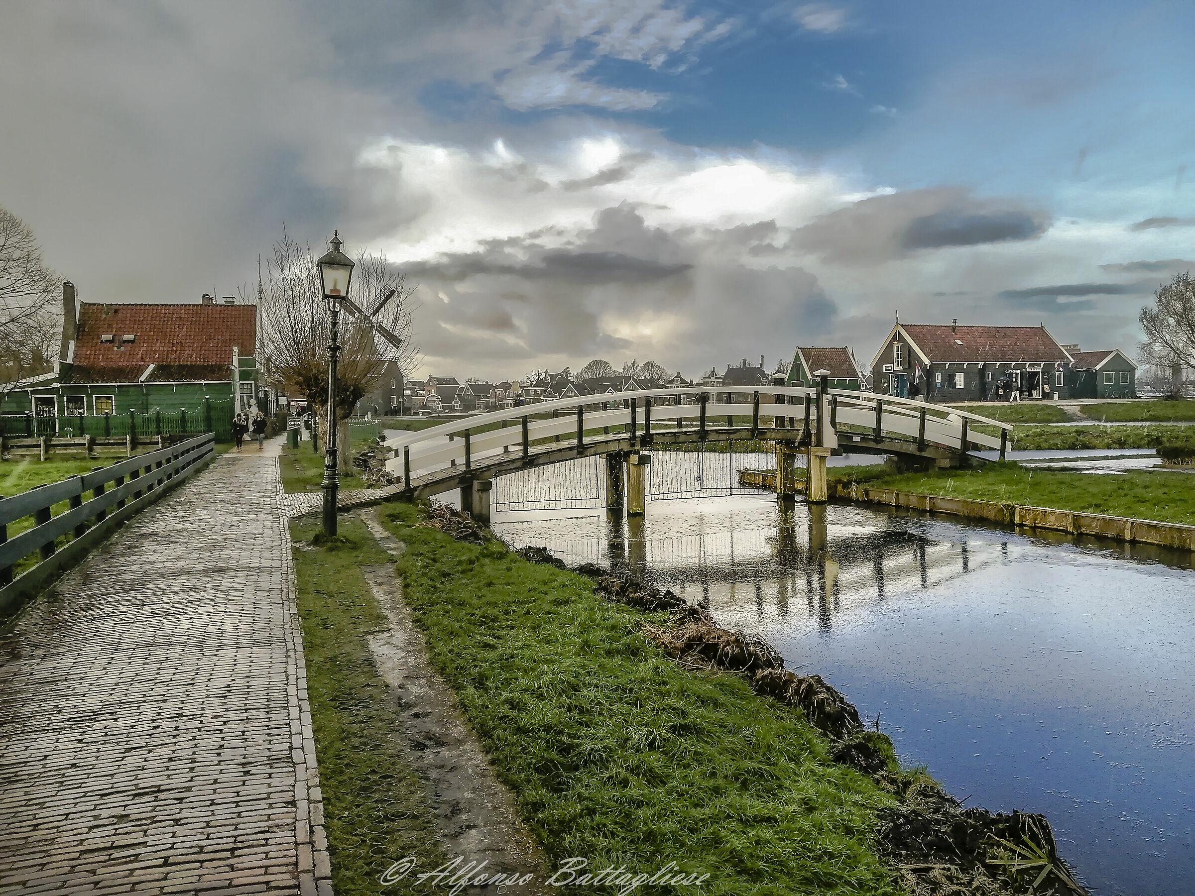 Quiet village.....