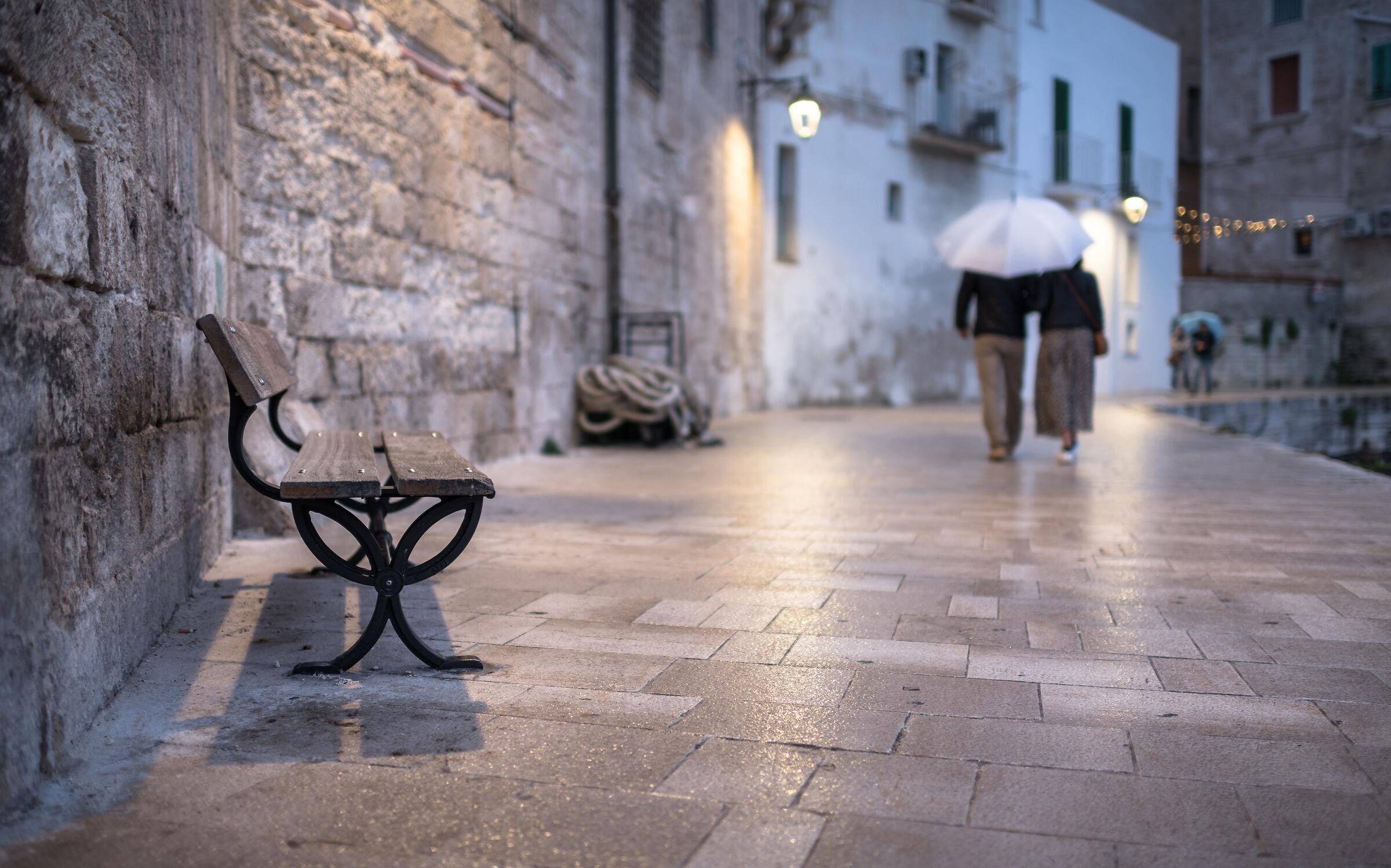 """"""" Gocce di pioggia ... """"..."""