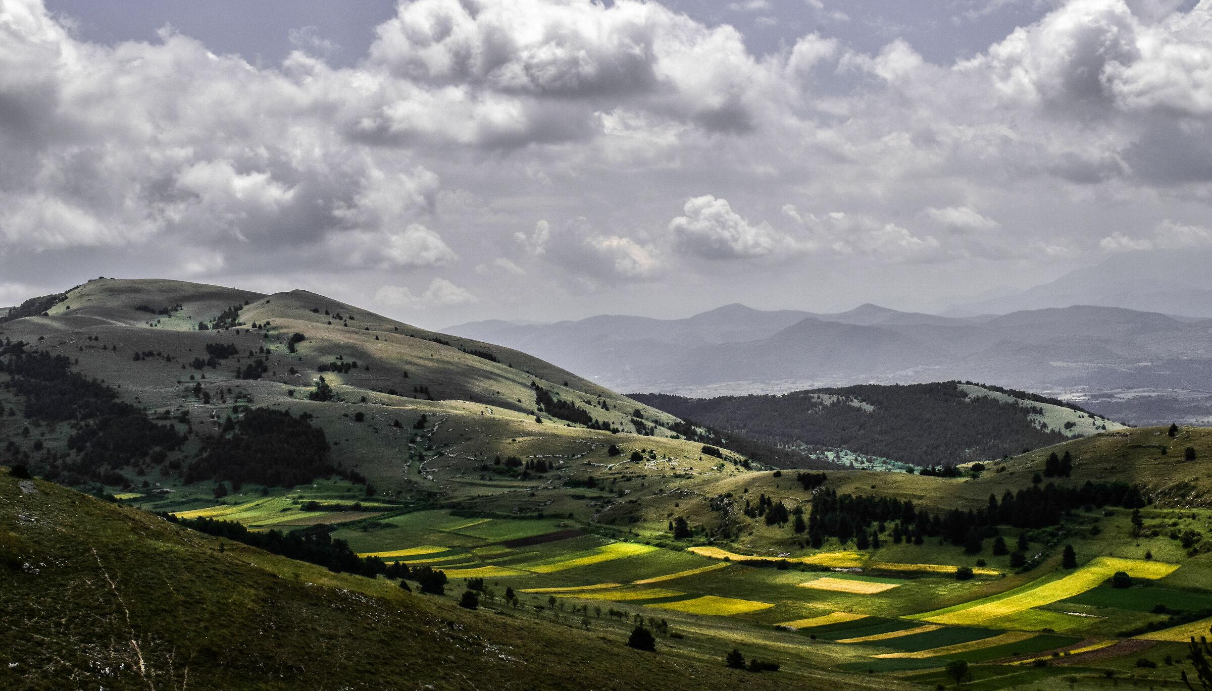 Aquilan Landscape ...