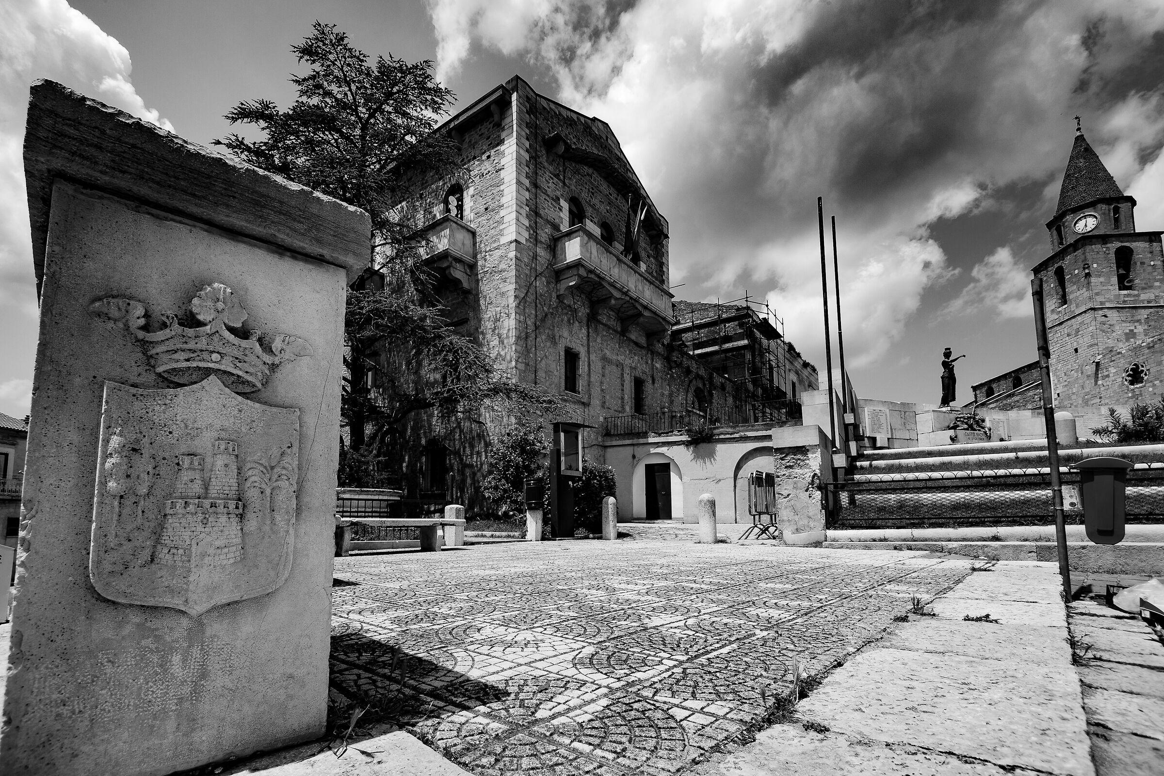 Castelnuovo della Daunia...