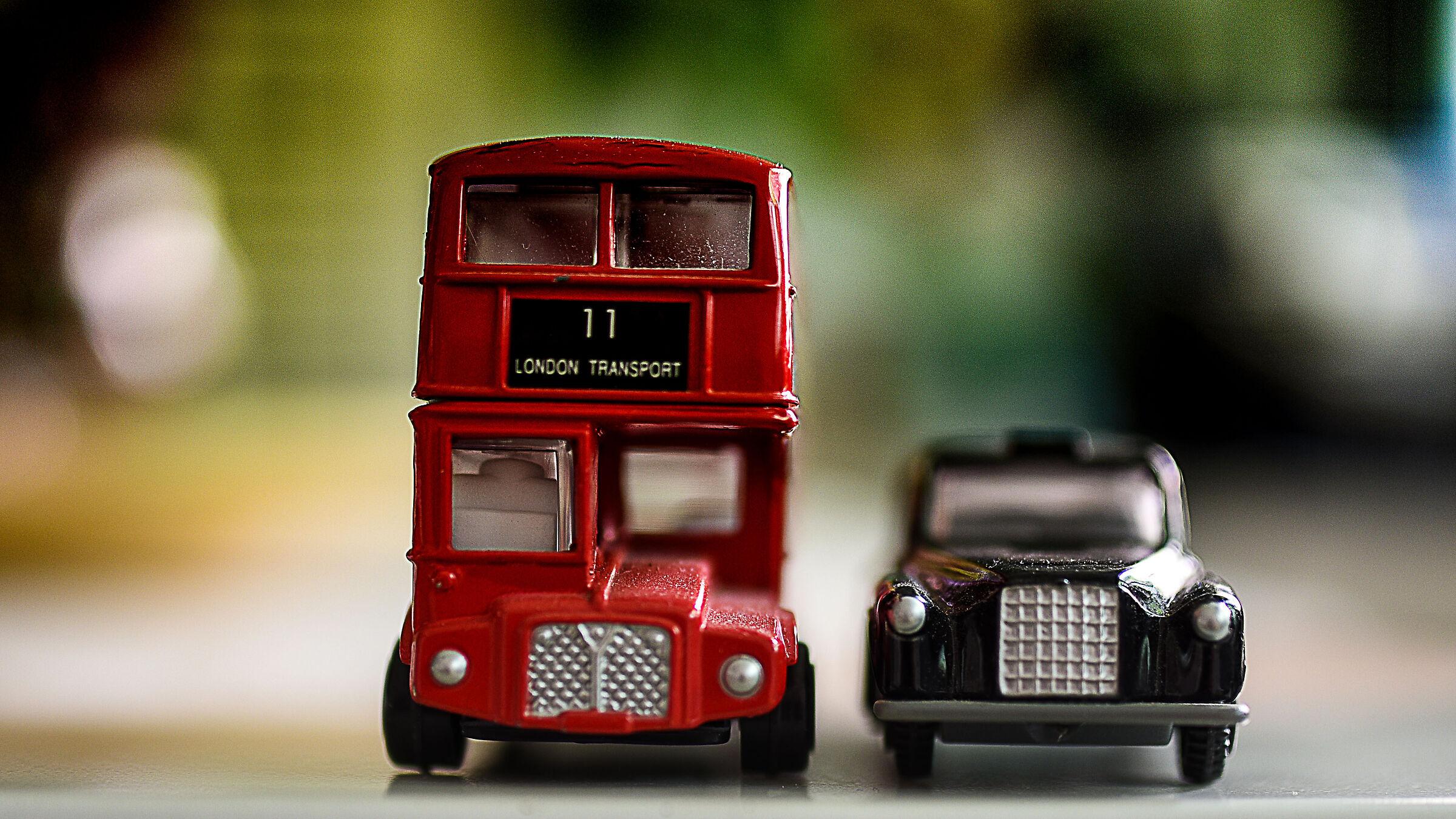 London Traffic...
