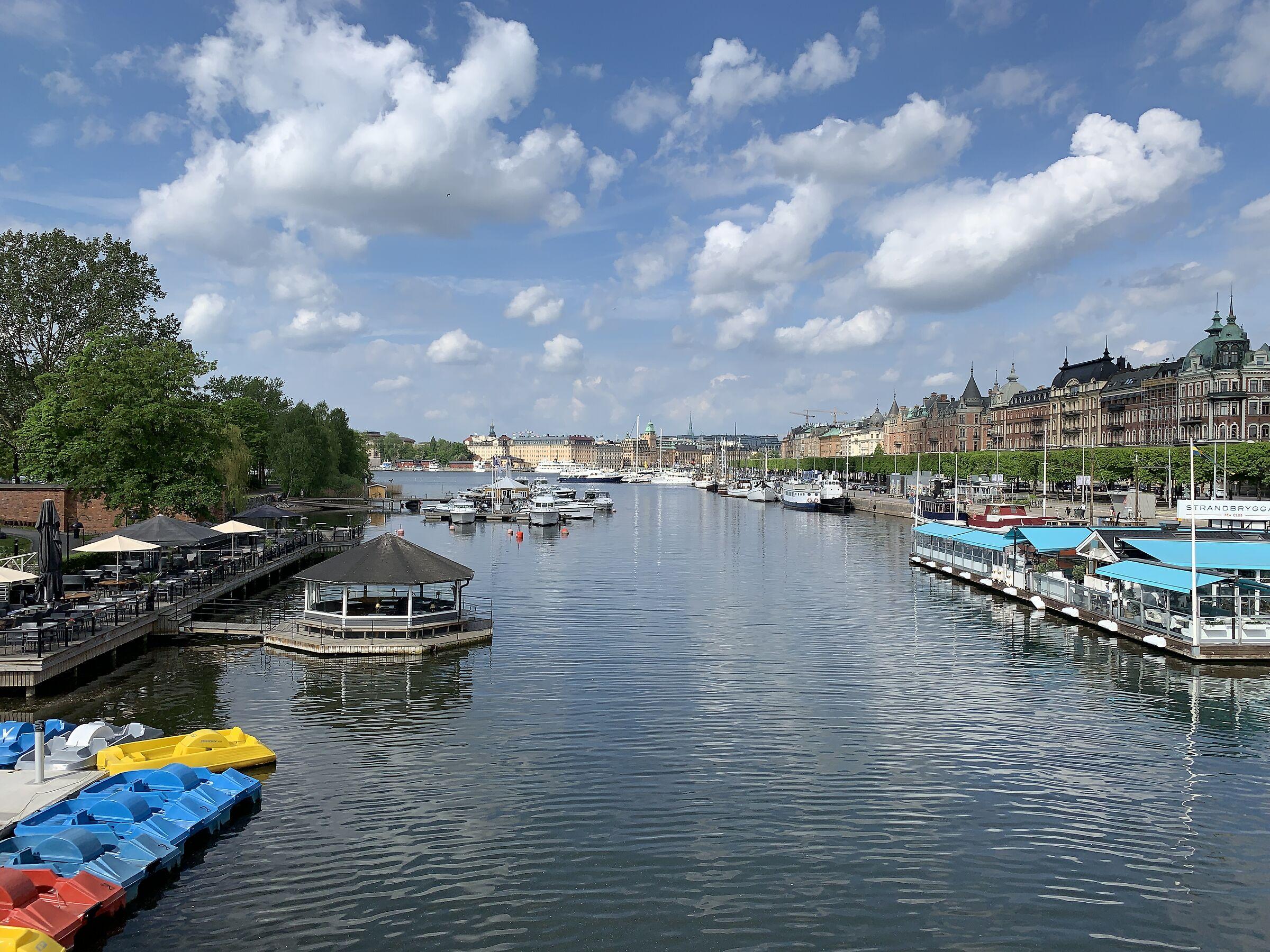STOCKHOLM-Djurgårdsbron...