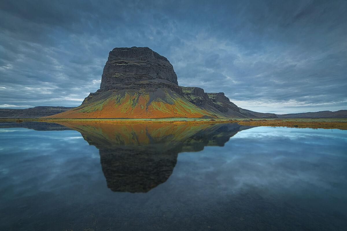 Da qualche parte in Islanda......