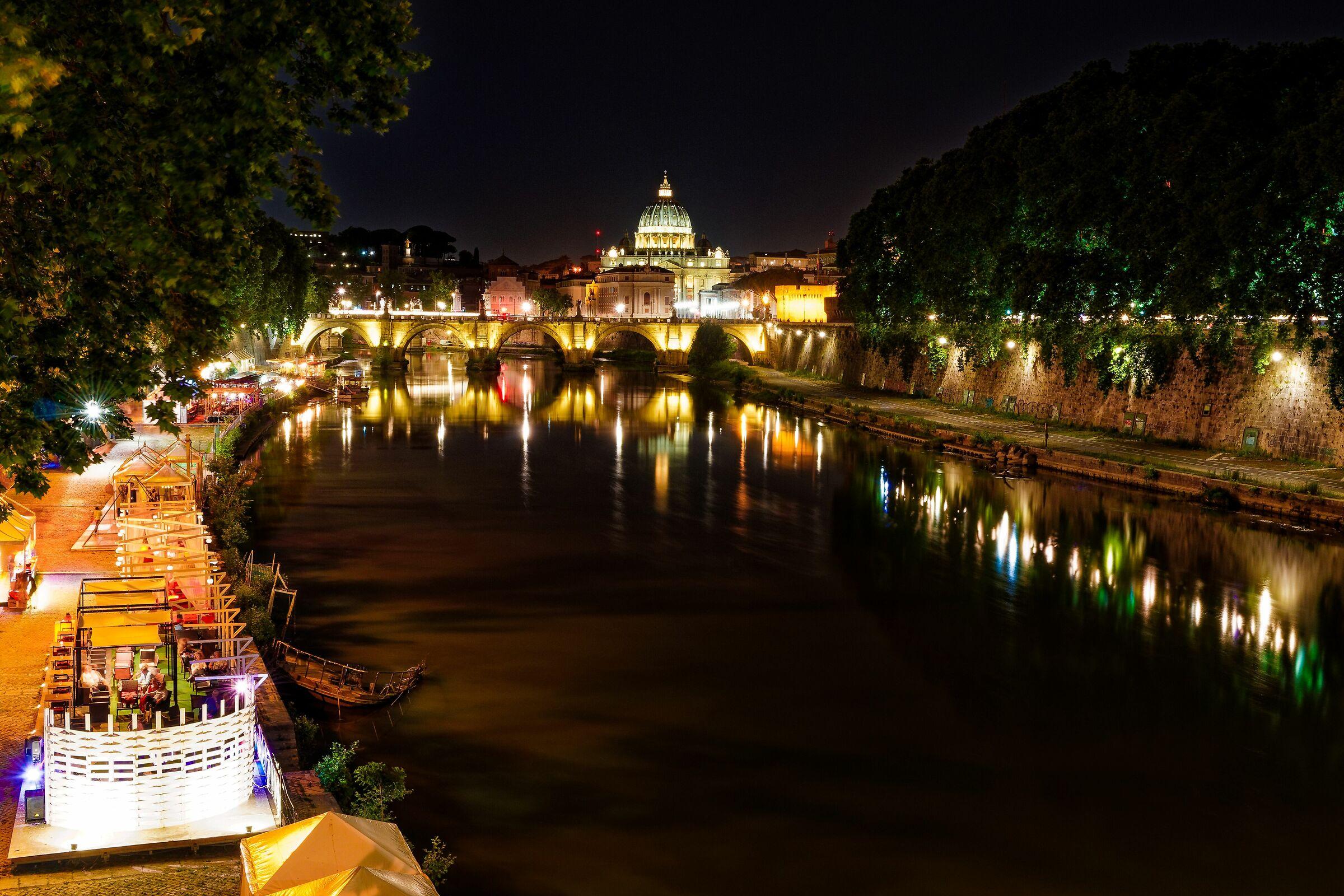 St. Peter's night...