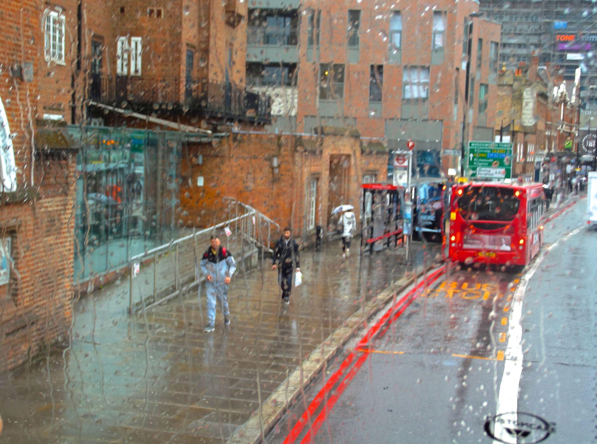 London streets...