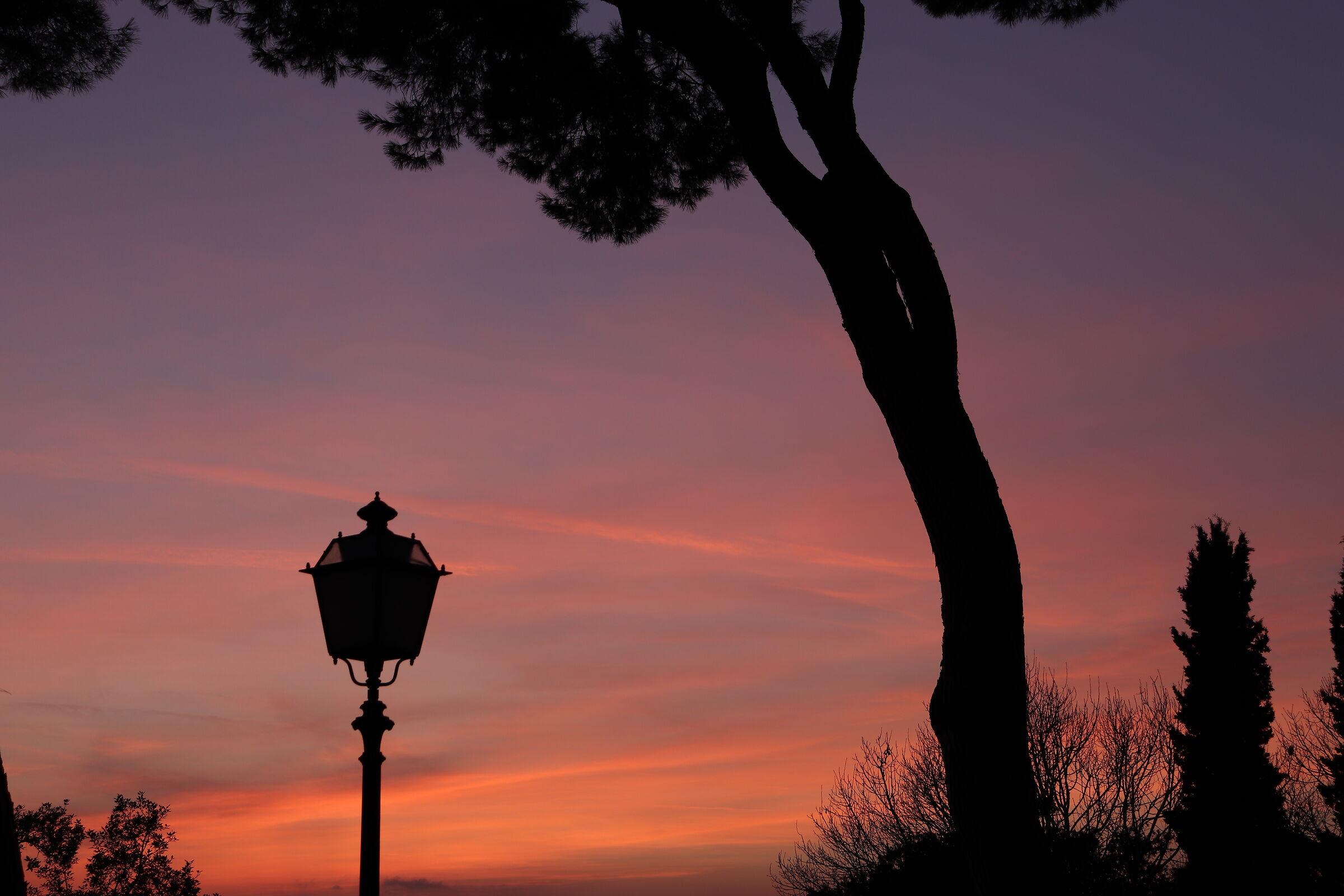 Fiorentine sunset...