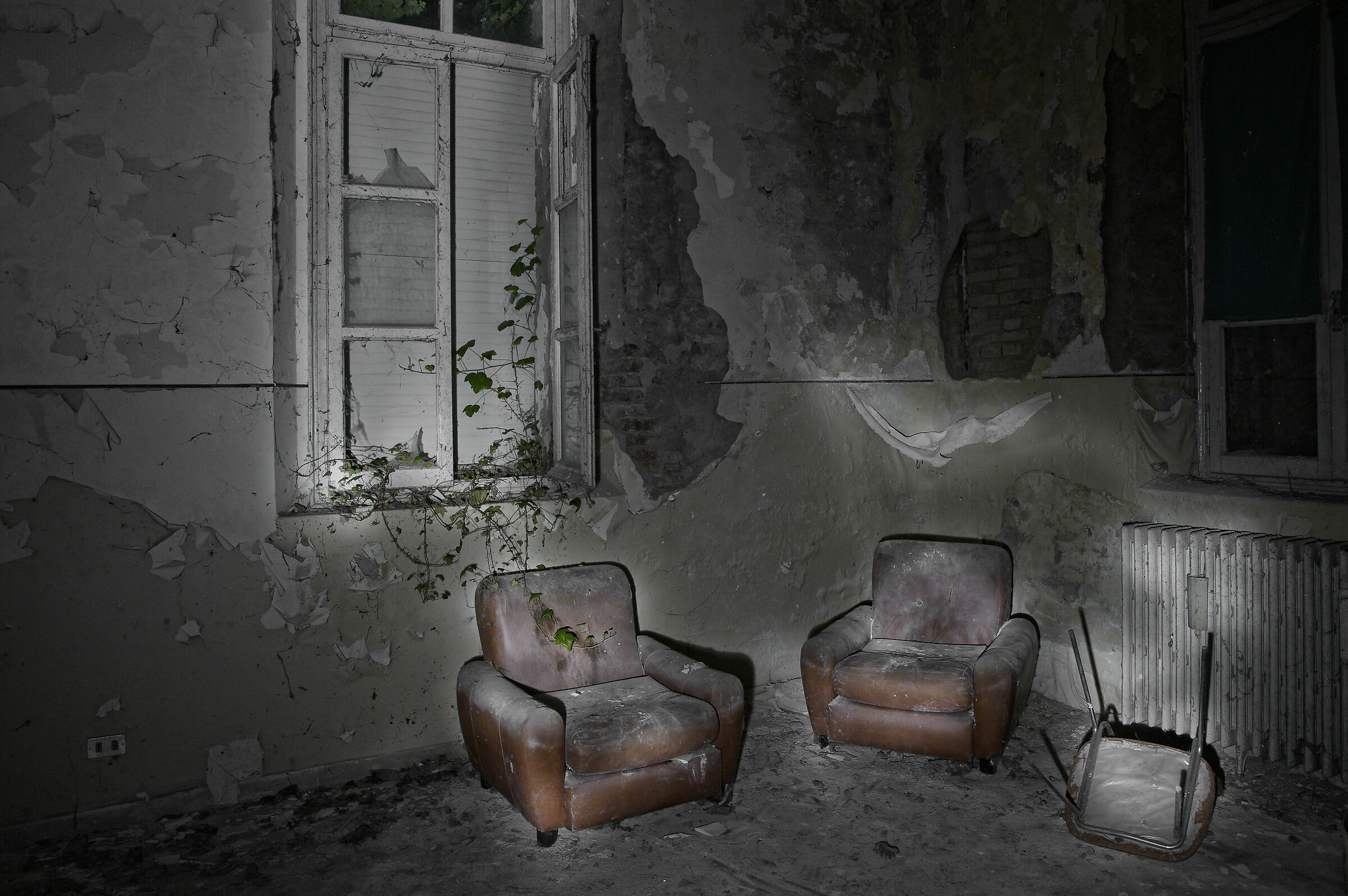 Abandonment...