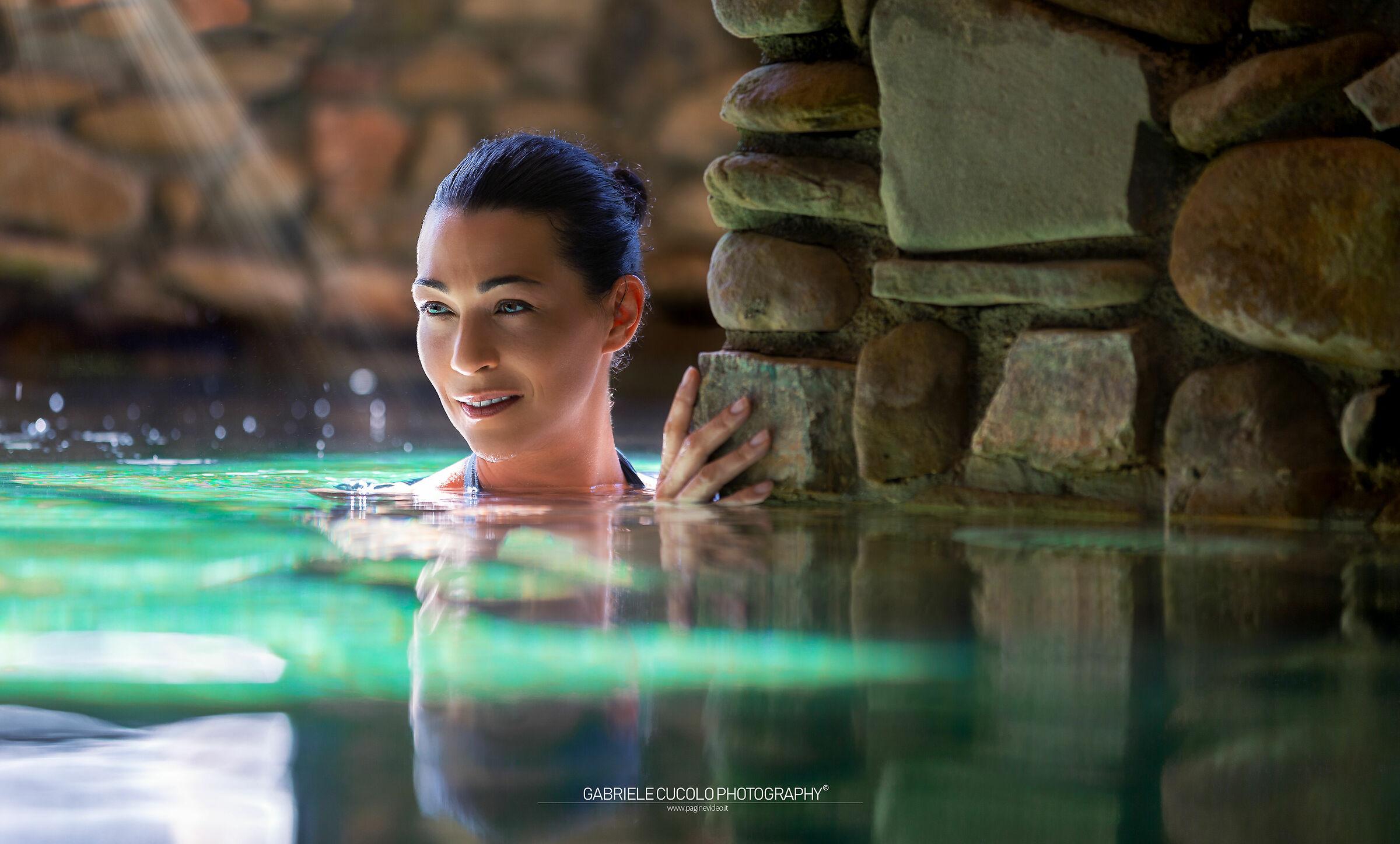 The Baths of Sassetta......