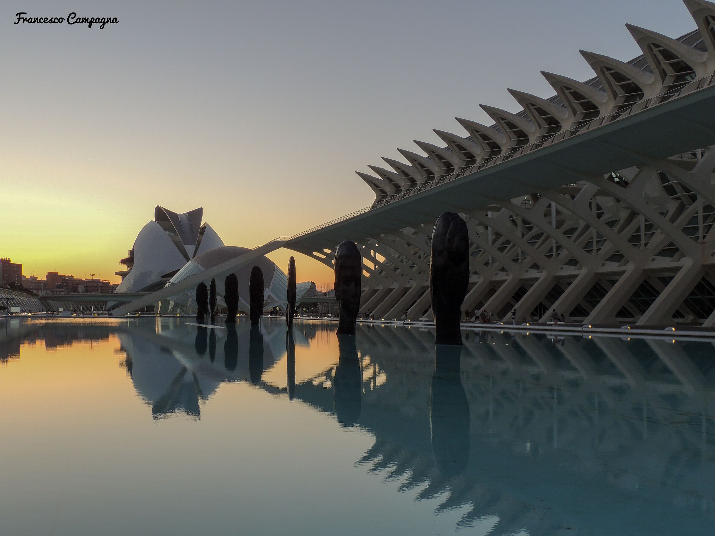 City of Arts and Sciences 3...